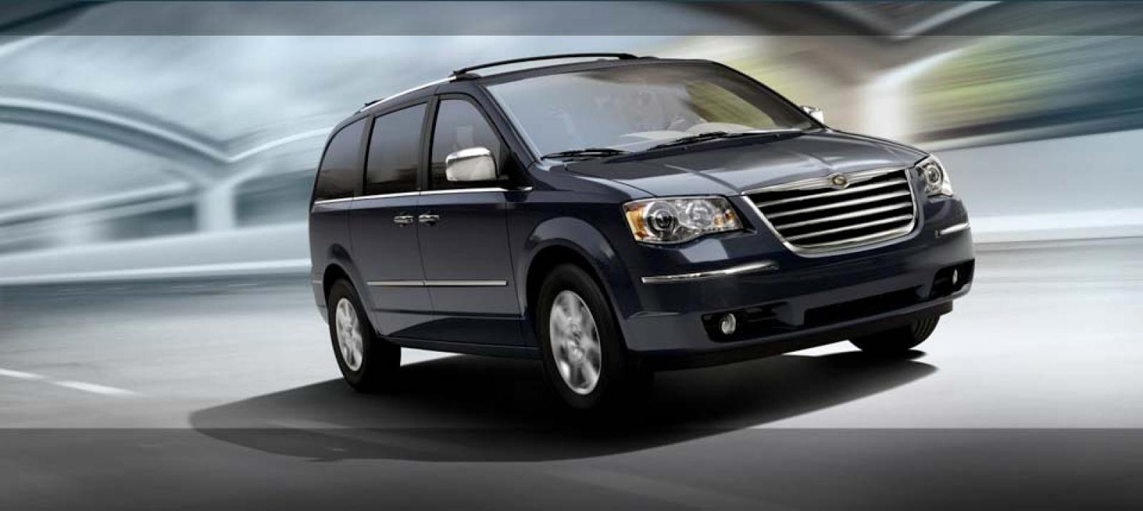 2010 Chrysler Town And Country Information And Photos Zombiedrive