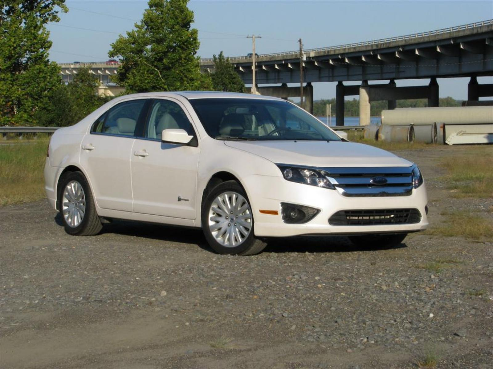 2010 ford fusion hybrid 19
