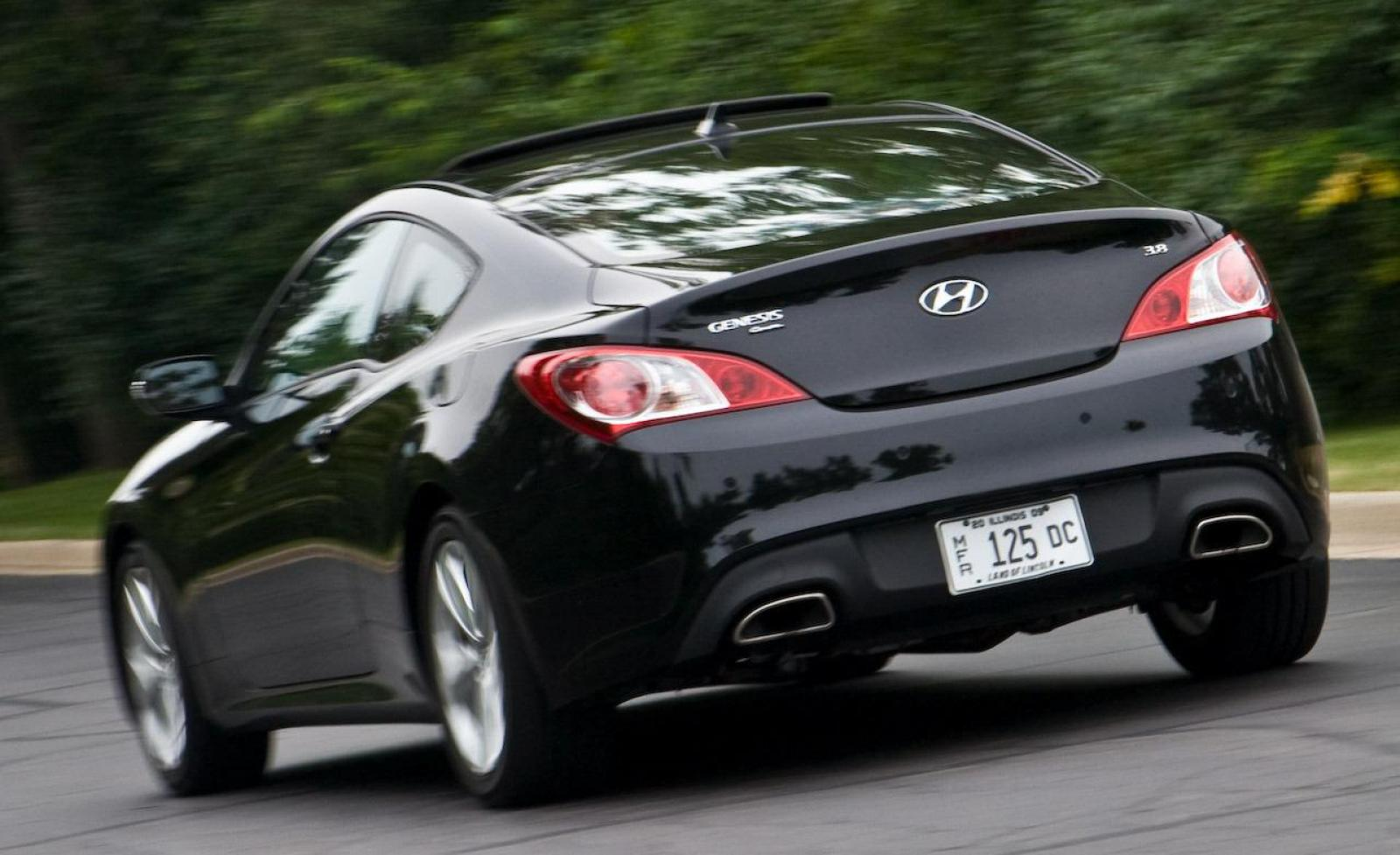 2010 hyundai genesis coupe information and photos. Black Bedroom Furniture Sets. Home Design Ideas