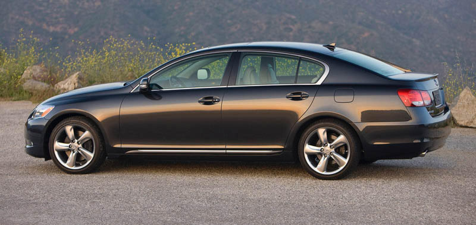 2010 lexus gs 460 information and photos zombiedrive. Black Bedroom Furniture Sets. Home Design Ideas