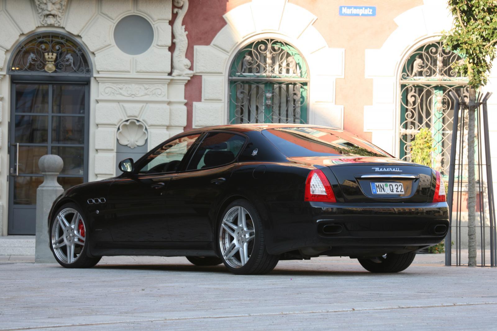 2010 Maserati Quattroporte 1600px Image 2