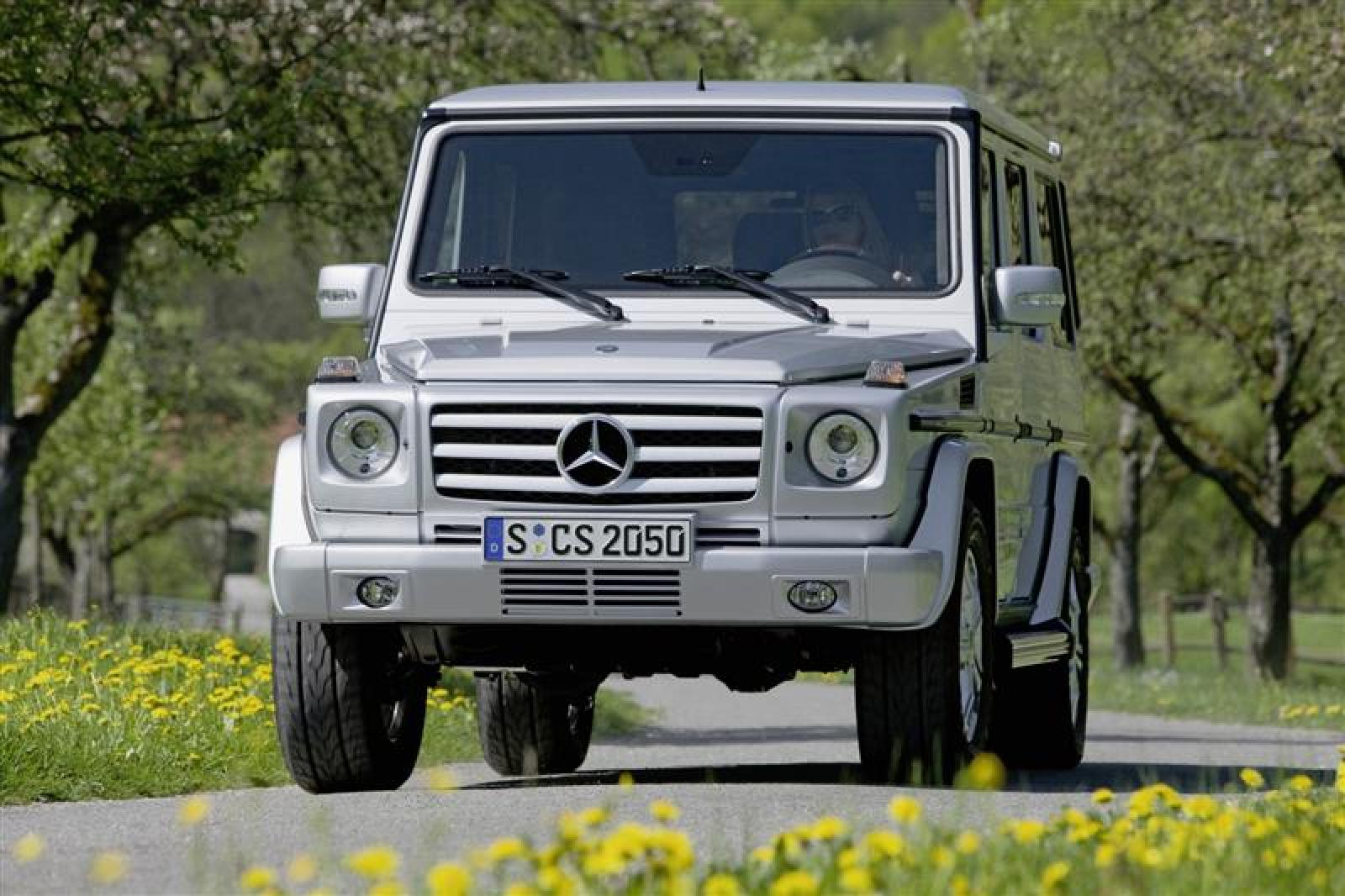 image gallery 2010 mercedes benz g500