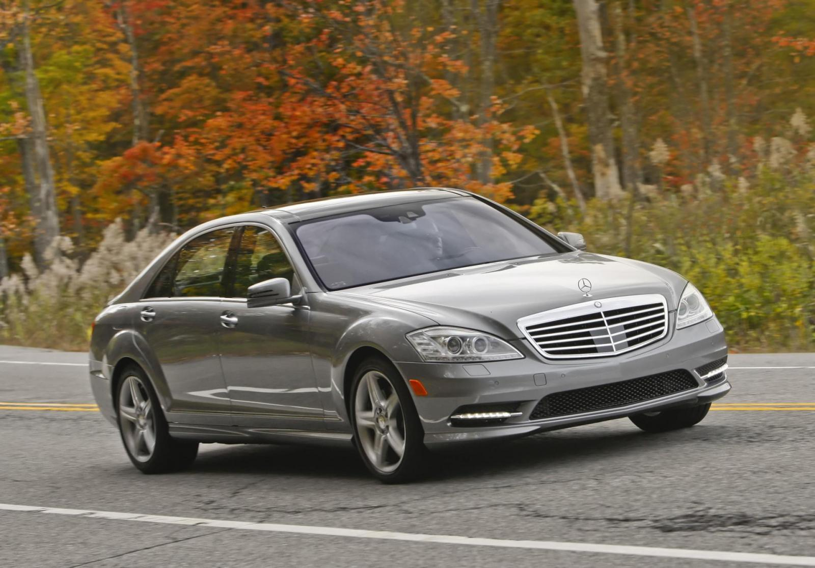 2010 Mercedes Benz S Class Information And Photos