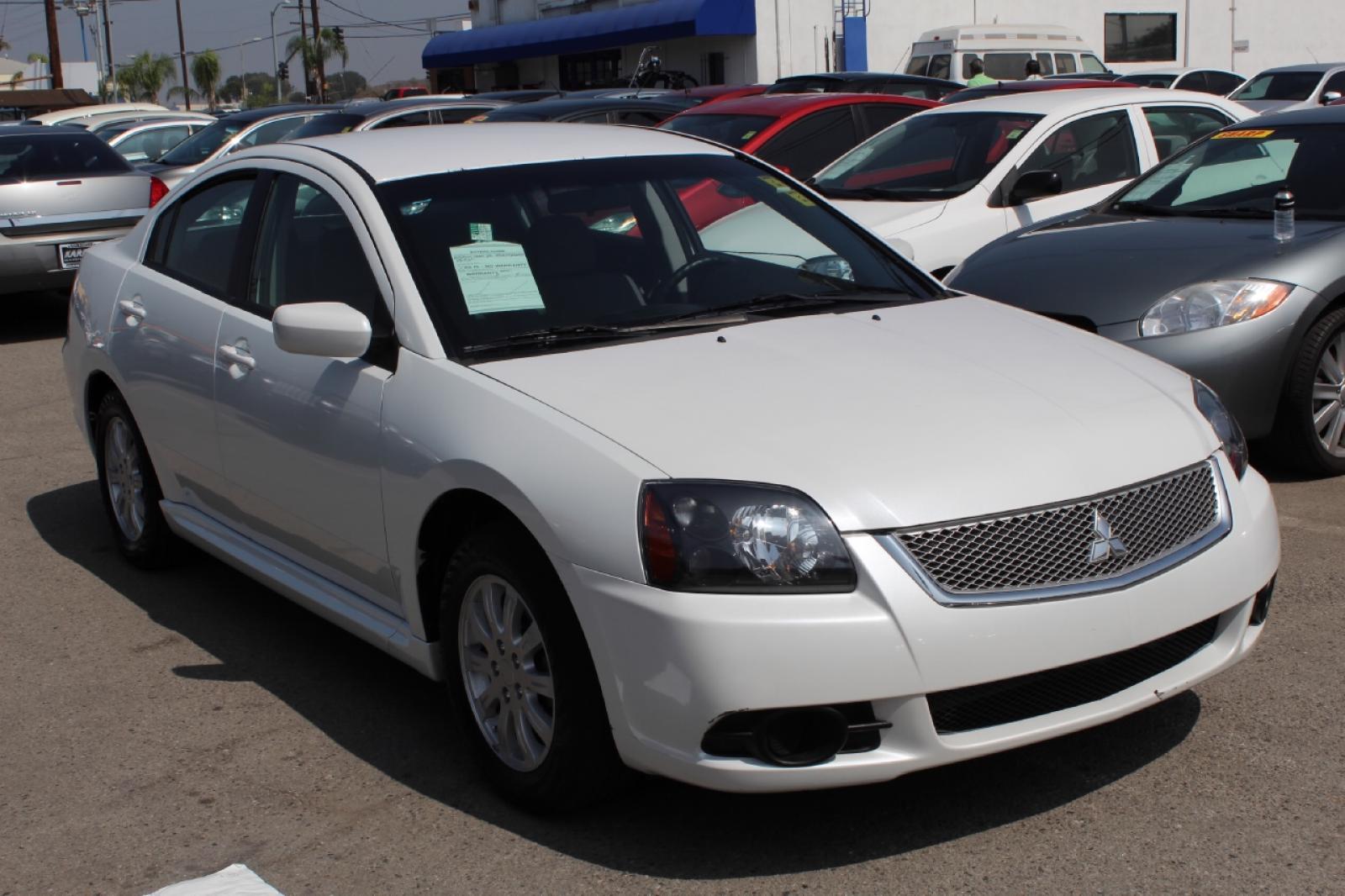 2010 Mitsubishi Galant Sedan Pictures Photo Gallery
