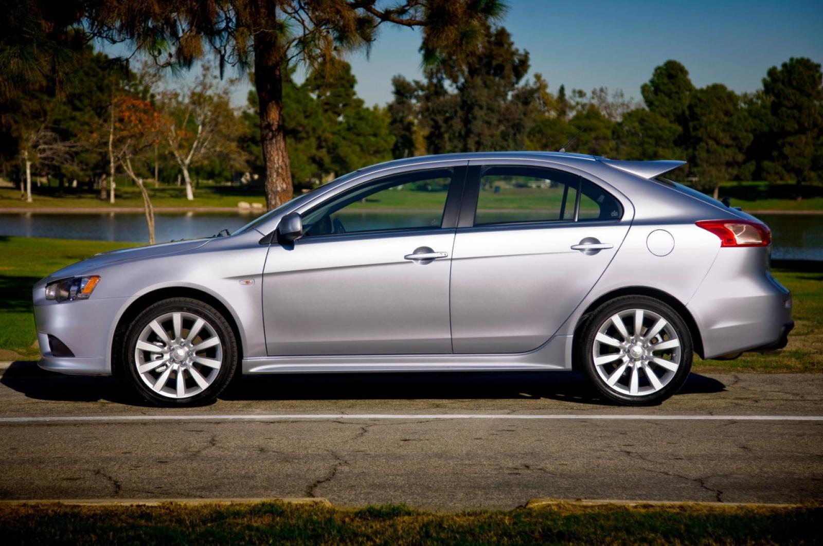2010 Mitsubishi Lancer Sportback - Information and photos - ZombieDrive
