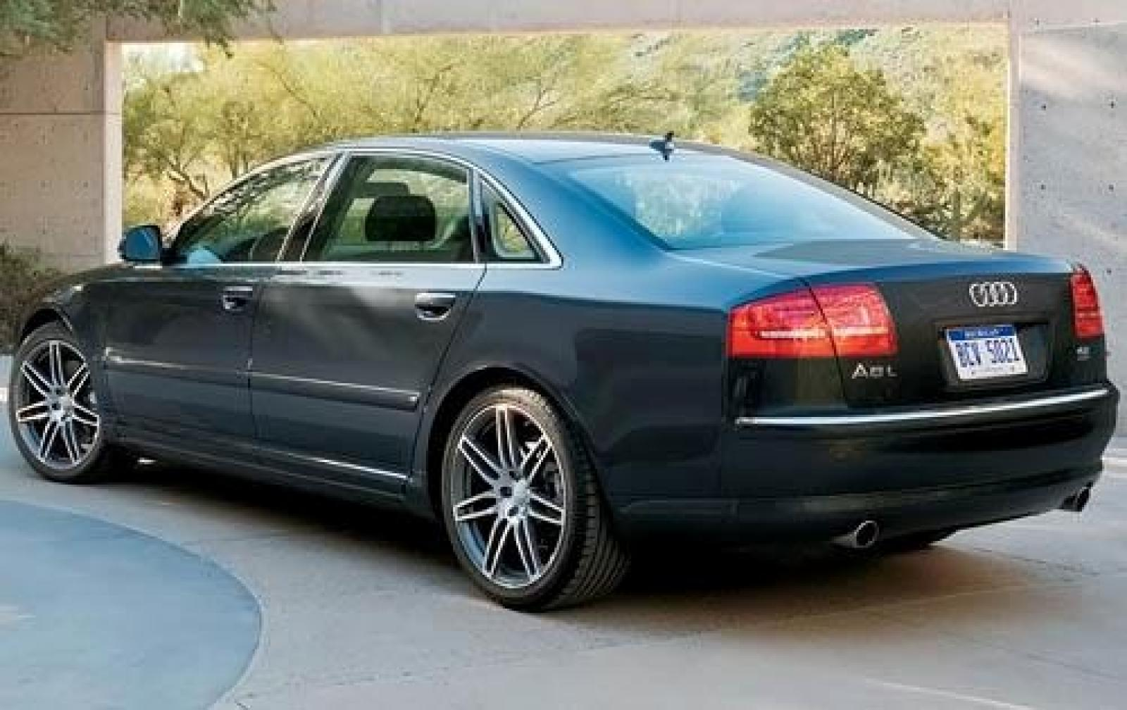 2010 audi a8 information and photos zombiedrive. Black Bedroom Furniture Sets. Home Design Ideas