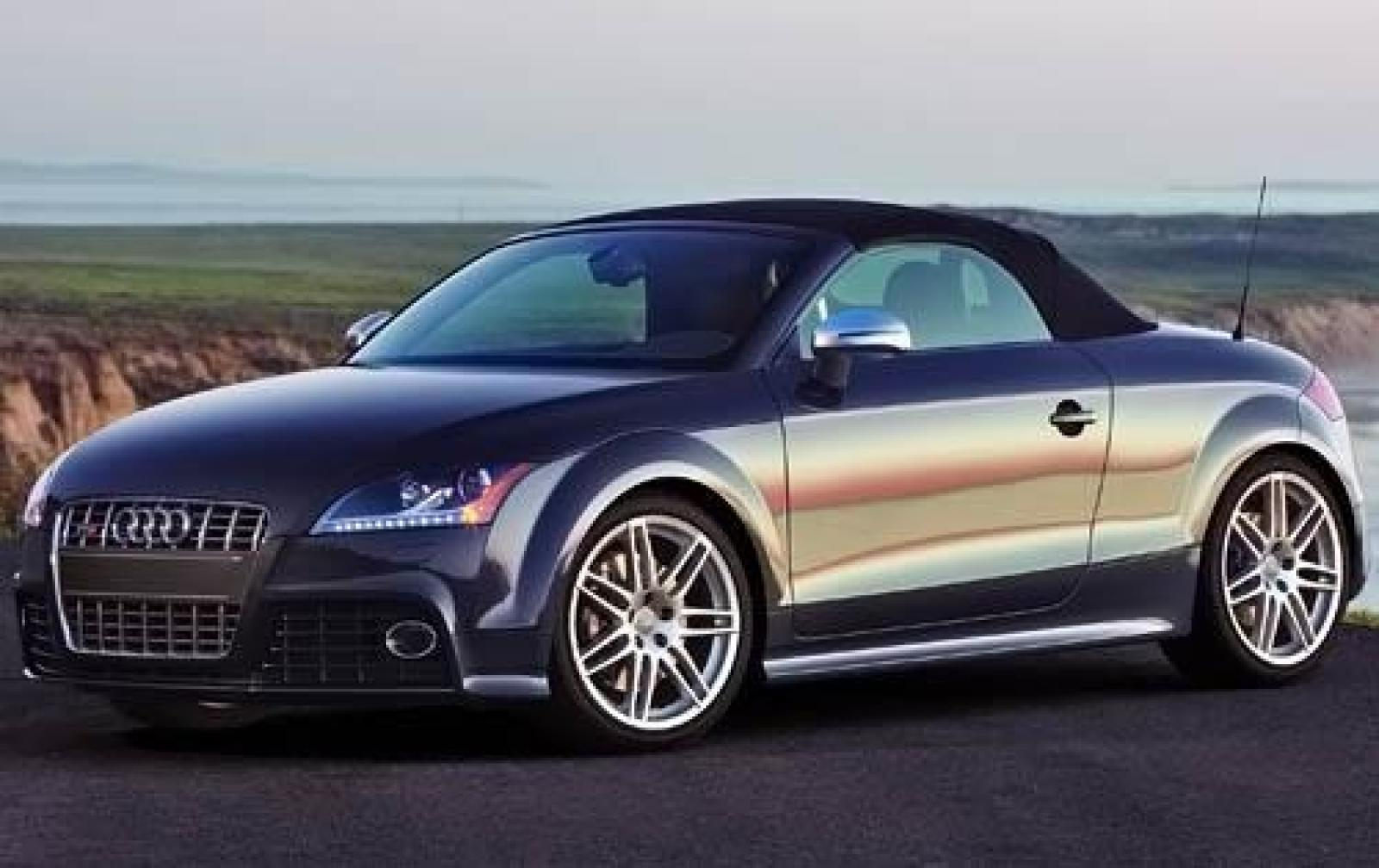 2010 audi tts information and photos zombiedrive. Black Bedroom Furniture Sets. Home Design Ideas