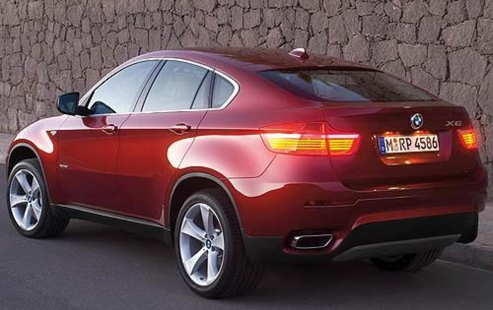 2010 Bmw X6 Information And Photos Zomb Drive