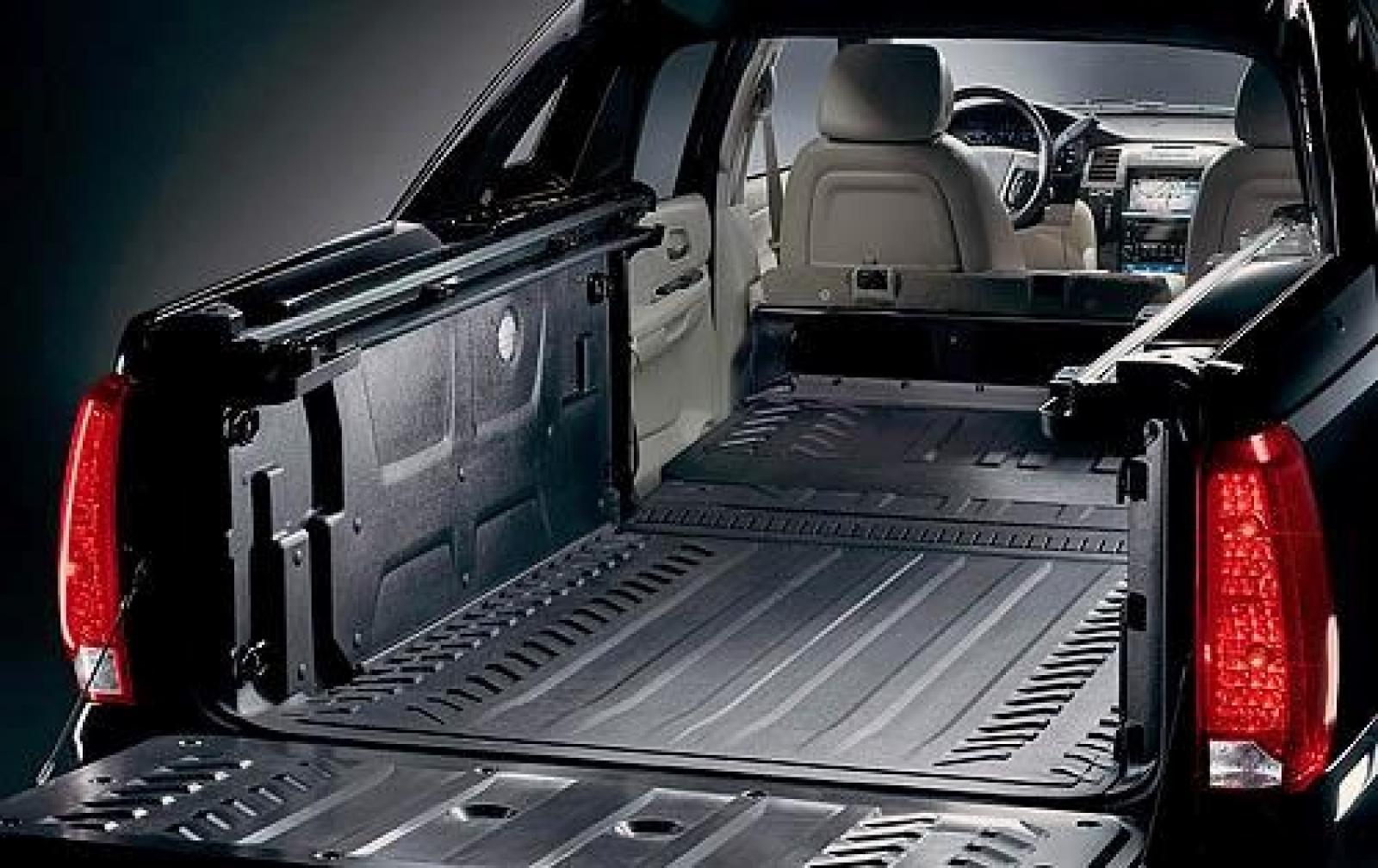 2010 cadillac escalade ext crew cab pickup premium cargo oem 1 500 - 2010 Cadillac Escalade Ext Premium