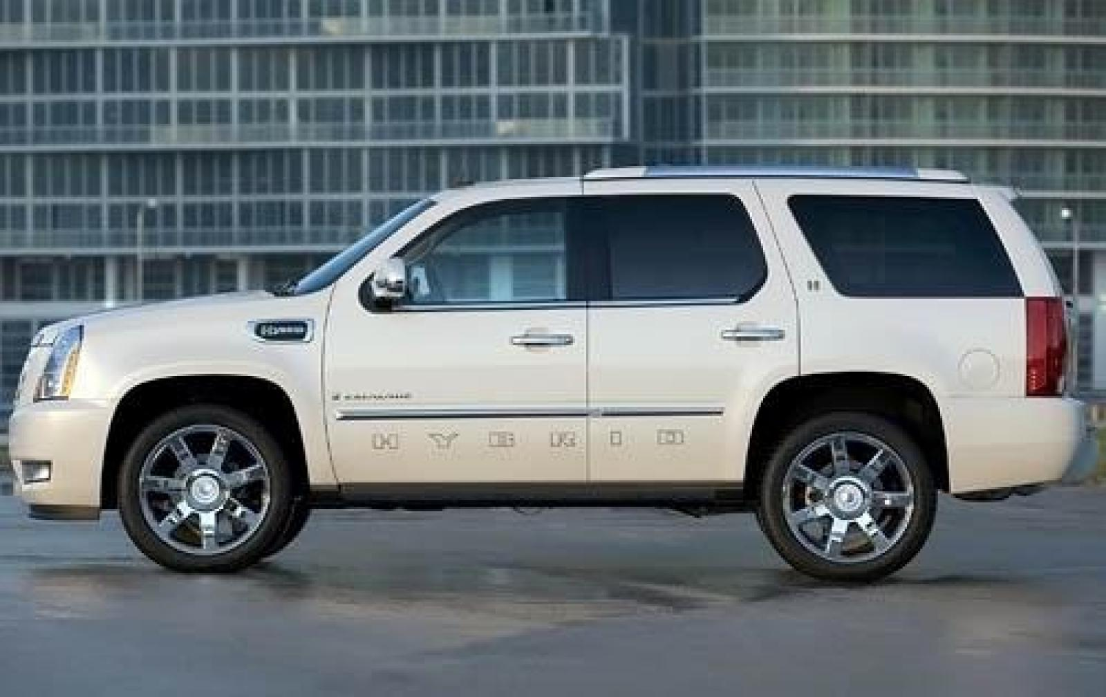 2010 cadillac escalade hybrid information and photos zombiedrive. Cars Review. Best American Auto & Cars Review
