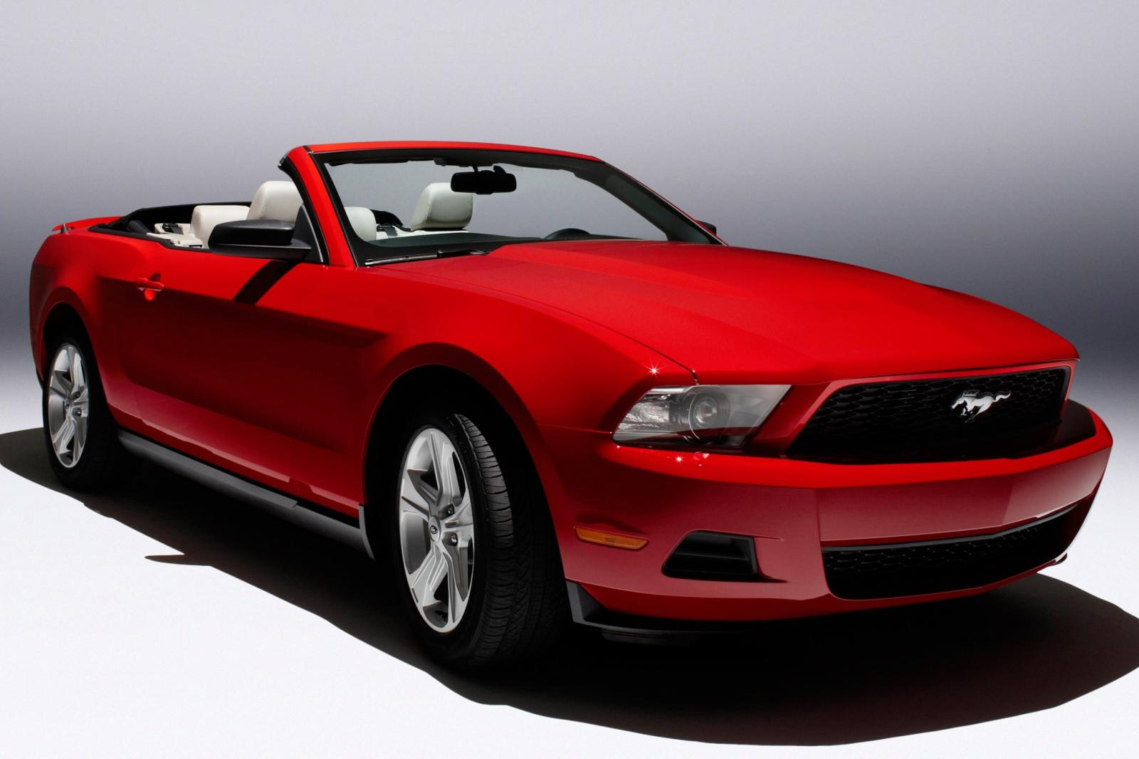 2010 ford mustang information and photos zombiedrive. Black Bedroom Furniture Sets. Home Design Ideas