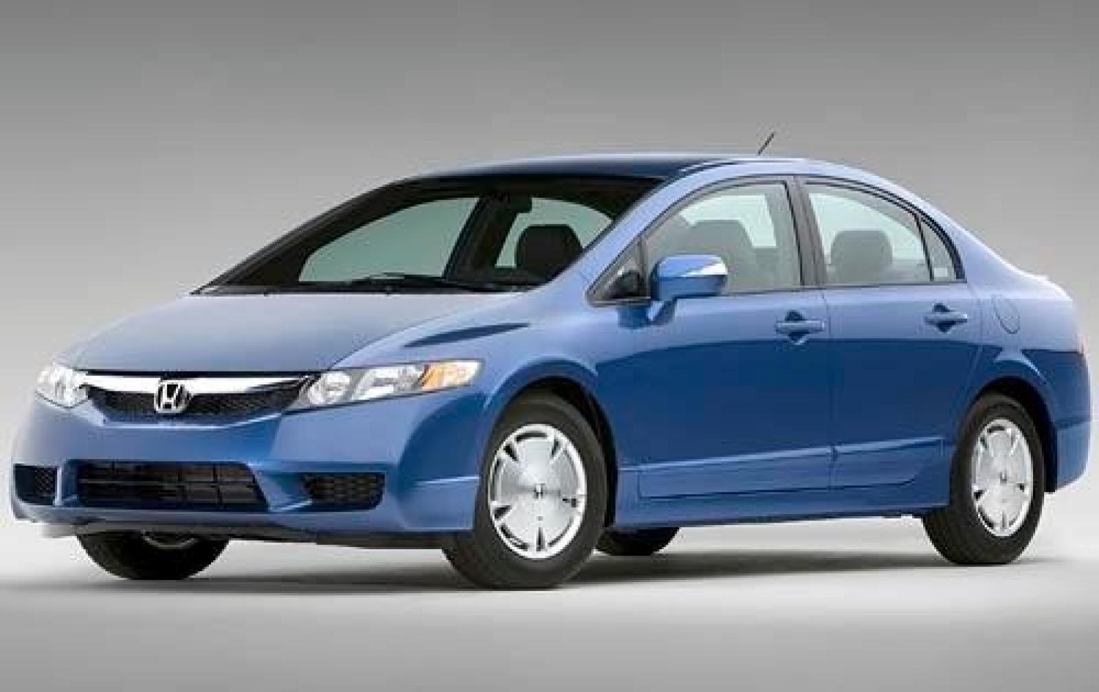2011 Honda Civic #4