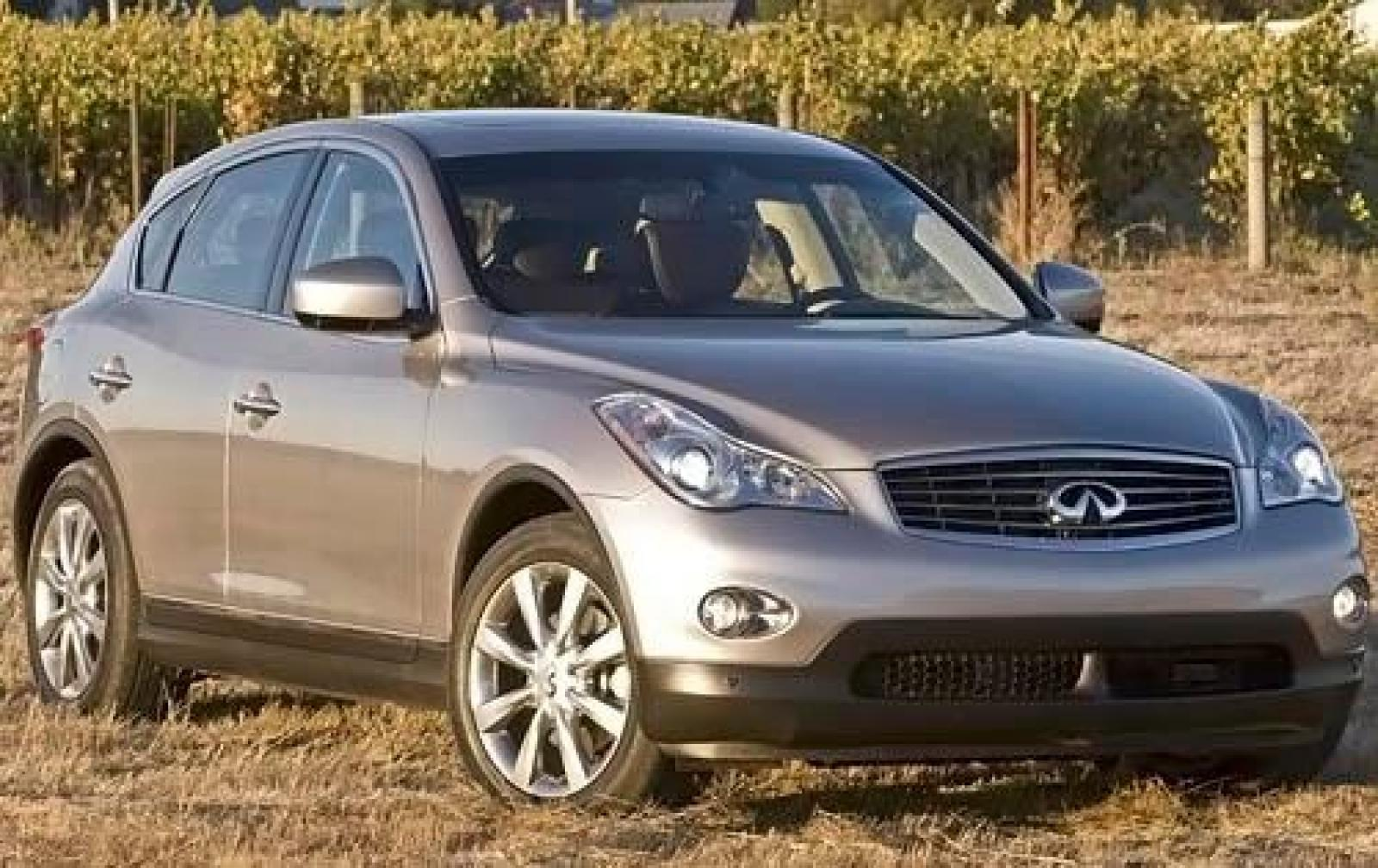 2010 infiniti ex35 information and photos zombiedrive. Black Bedroom Furniture Sets. Home Design Ideas