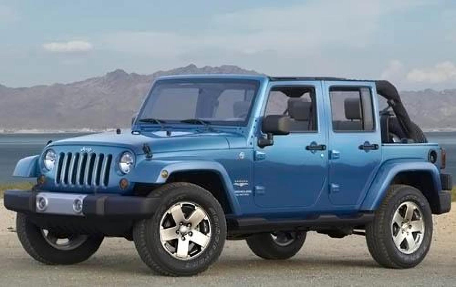 2010 jeep wrangler information and photos zombiedrive. Black Bedroom Furniture Sets. Home Design Ideas