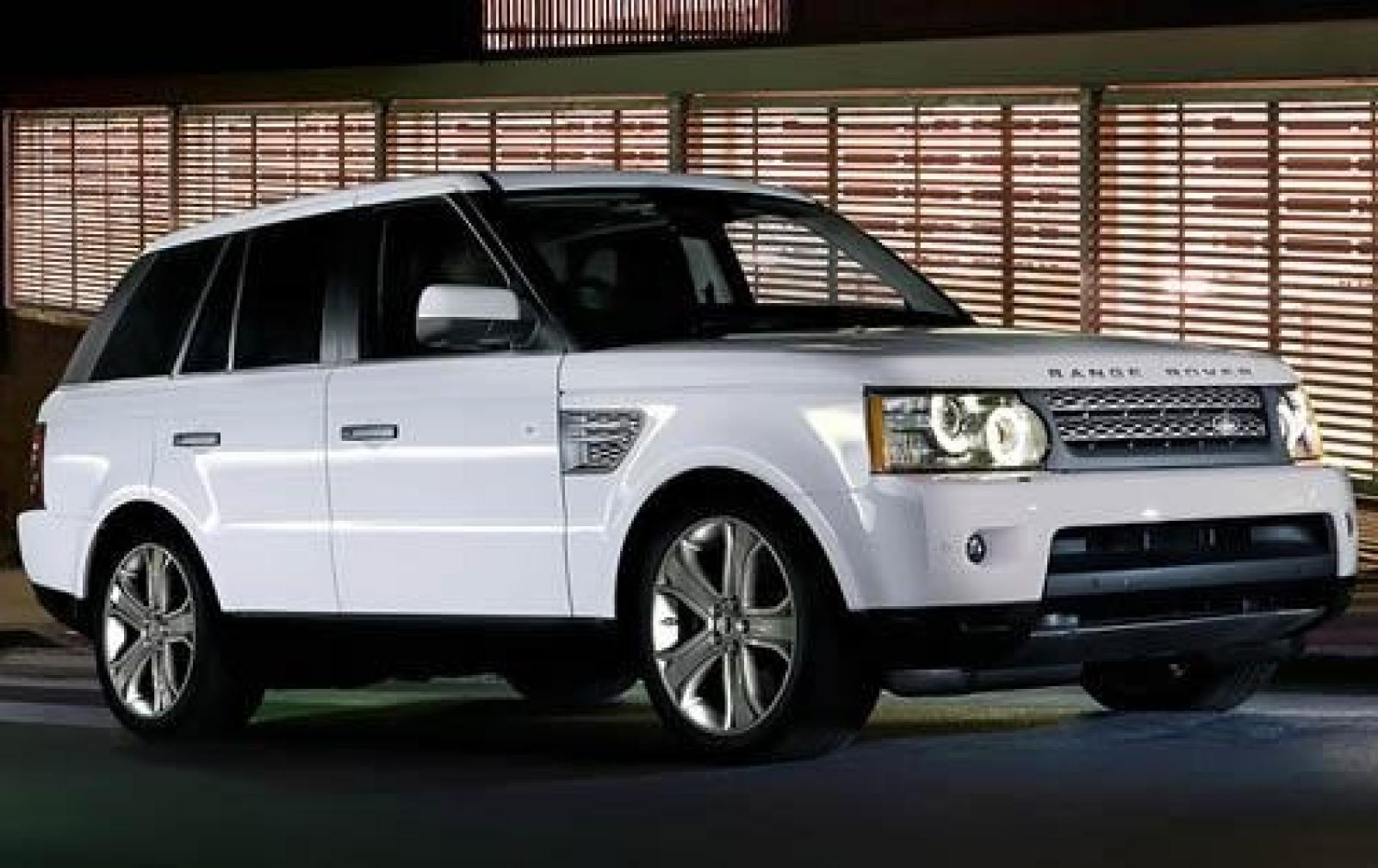 2011 land rover range rover sport information and photos zombiedrive. Black Bedroom Furniture Sets. Home Design Ideas