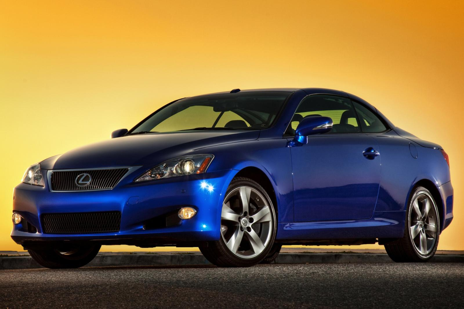 2010 lexus is 350 c information and photos zombiedrive. Black Bedroom Furniture Sets. Home Design Ideas