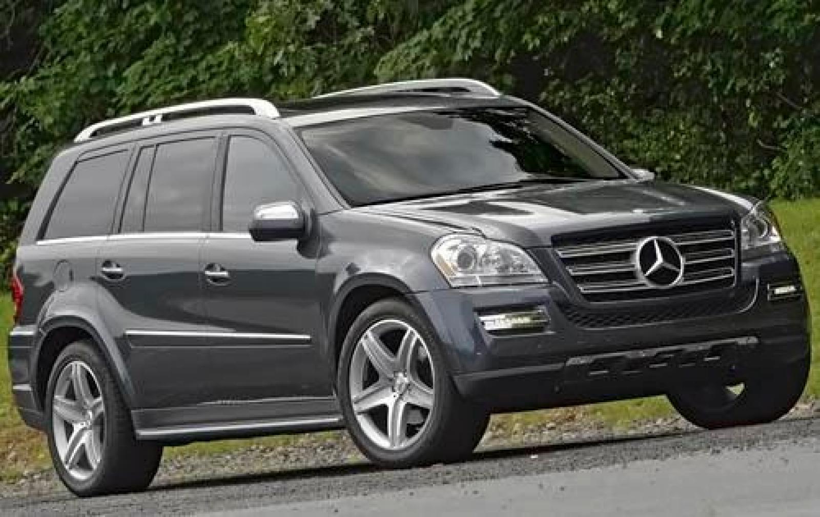 800 1024 1280 1600 Origin 2010 Mercedes Benz Gl Cl