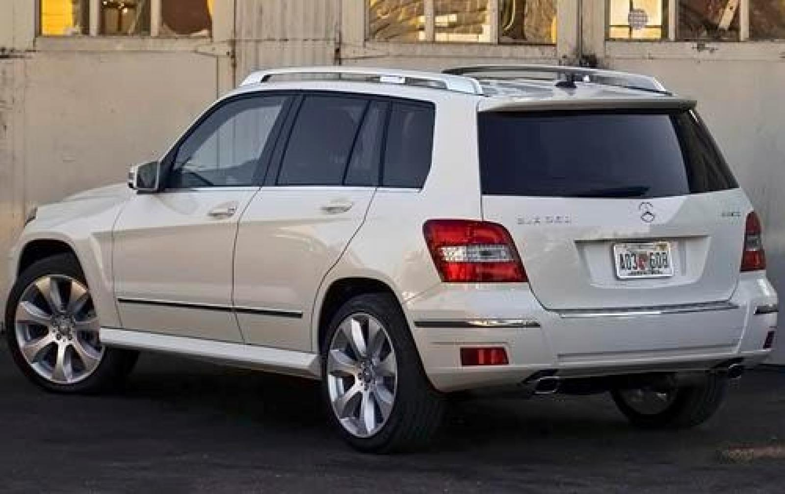 2010 mercedes benz glk class information and photos for Mercedes benz glk350 2010