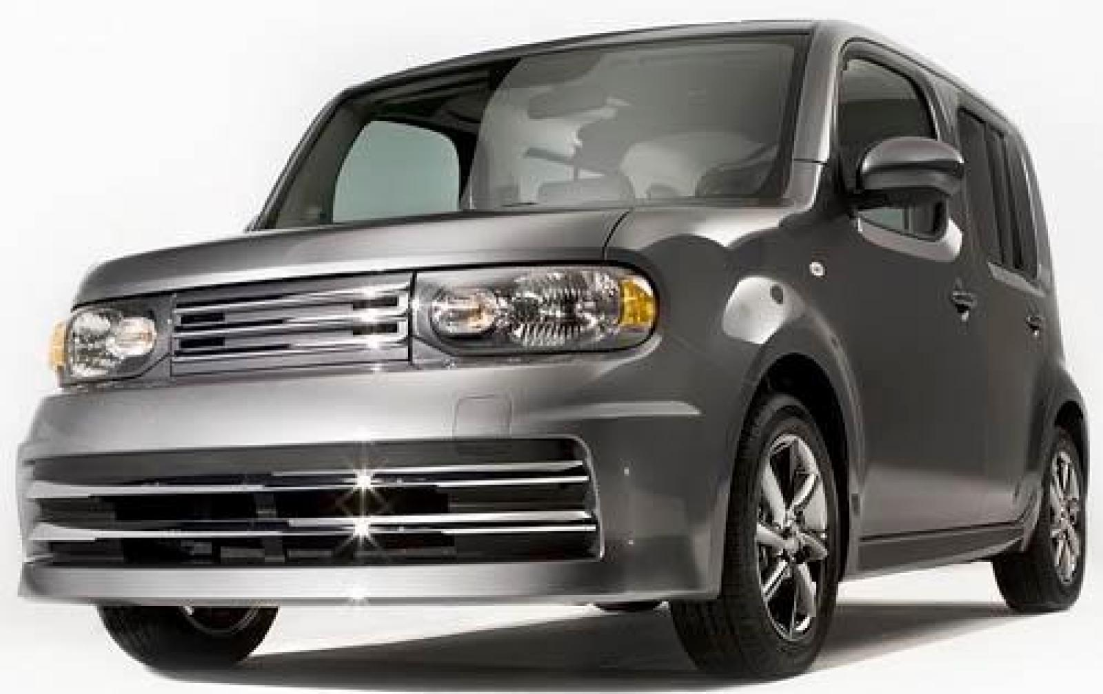 Nissan 2010 nissan cube : 2010 Nissan Cube - Information and photos - ZombieDrive
