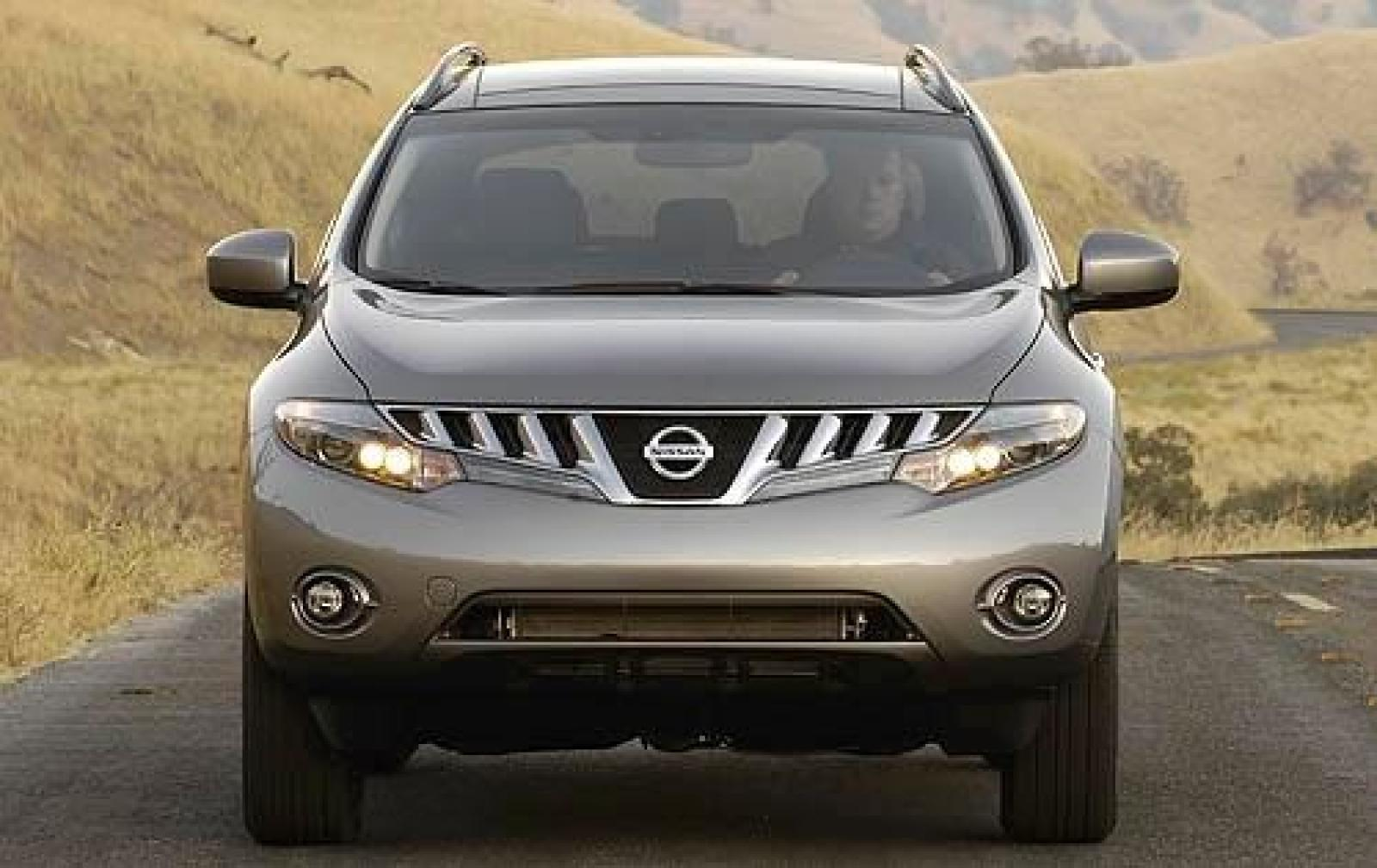 2010 Nissan Murano Information And Photos Zombiedrive