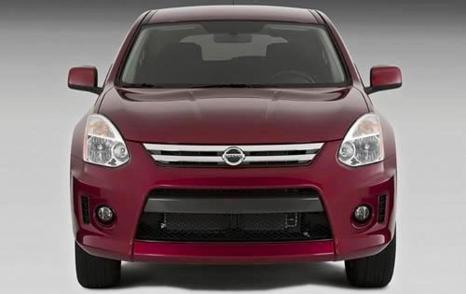 2010 nissan rogue information and photos zombiedrive. Black Bedroom Furniture Sets. Home Design Ideas