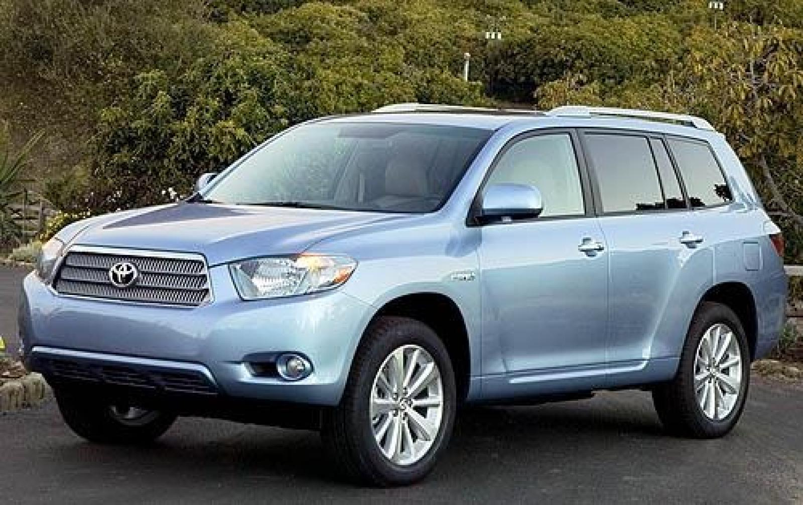 2010 toyota highlander hybrid information and photos zombiedrive. Black Bedroom Furniture Sets. Home Design Ideas
