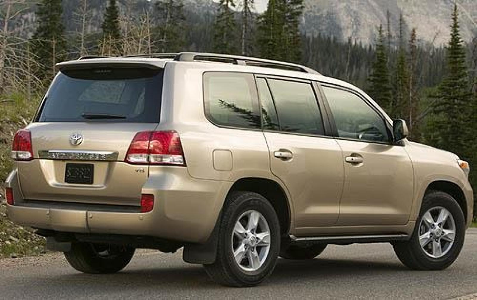 2011 toyota land cruiser information and photos. Black Bedroom Furniture Sets. Home Design Ideas