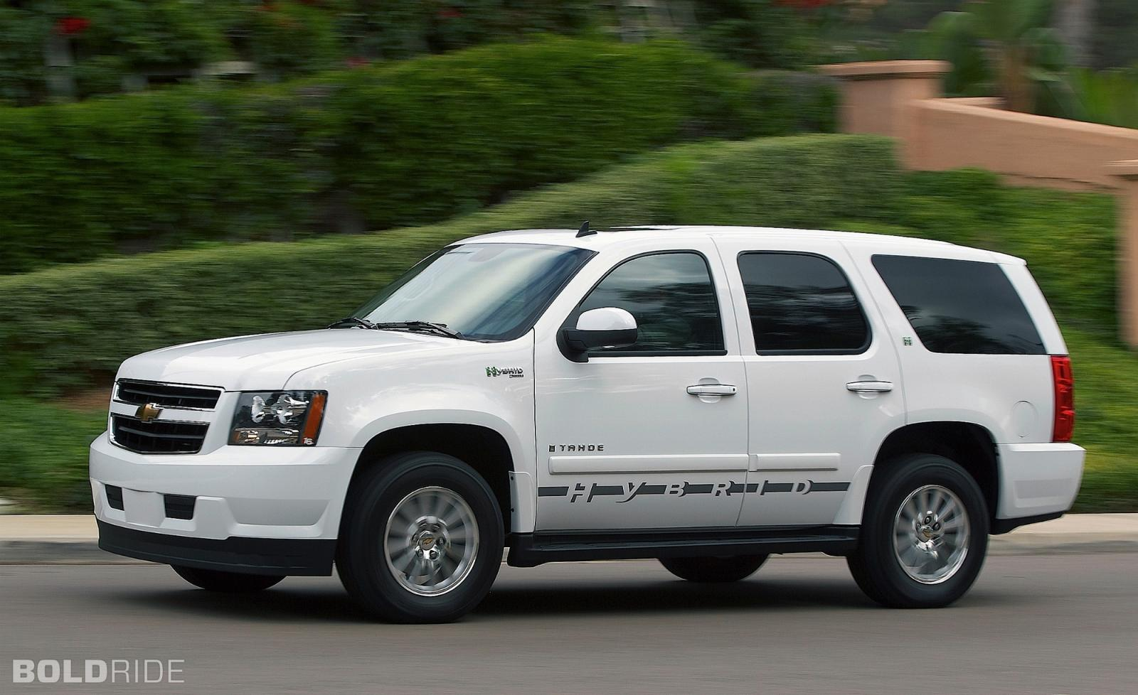 2011 chevrolet tahoe hybrid information and photos zombiedrive. Cars Review. Best American Auto & Cars Review