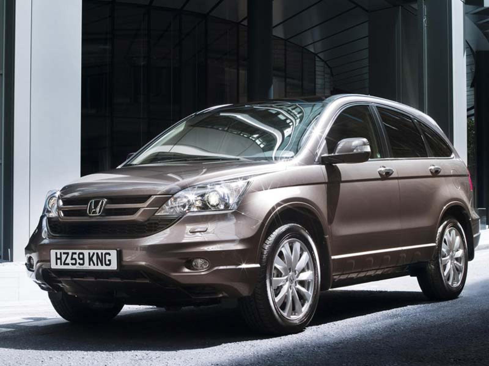 2011 Honda CR V #10