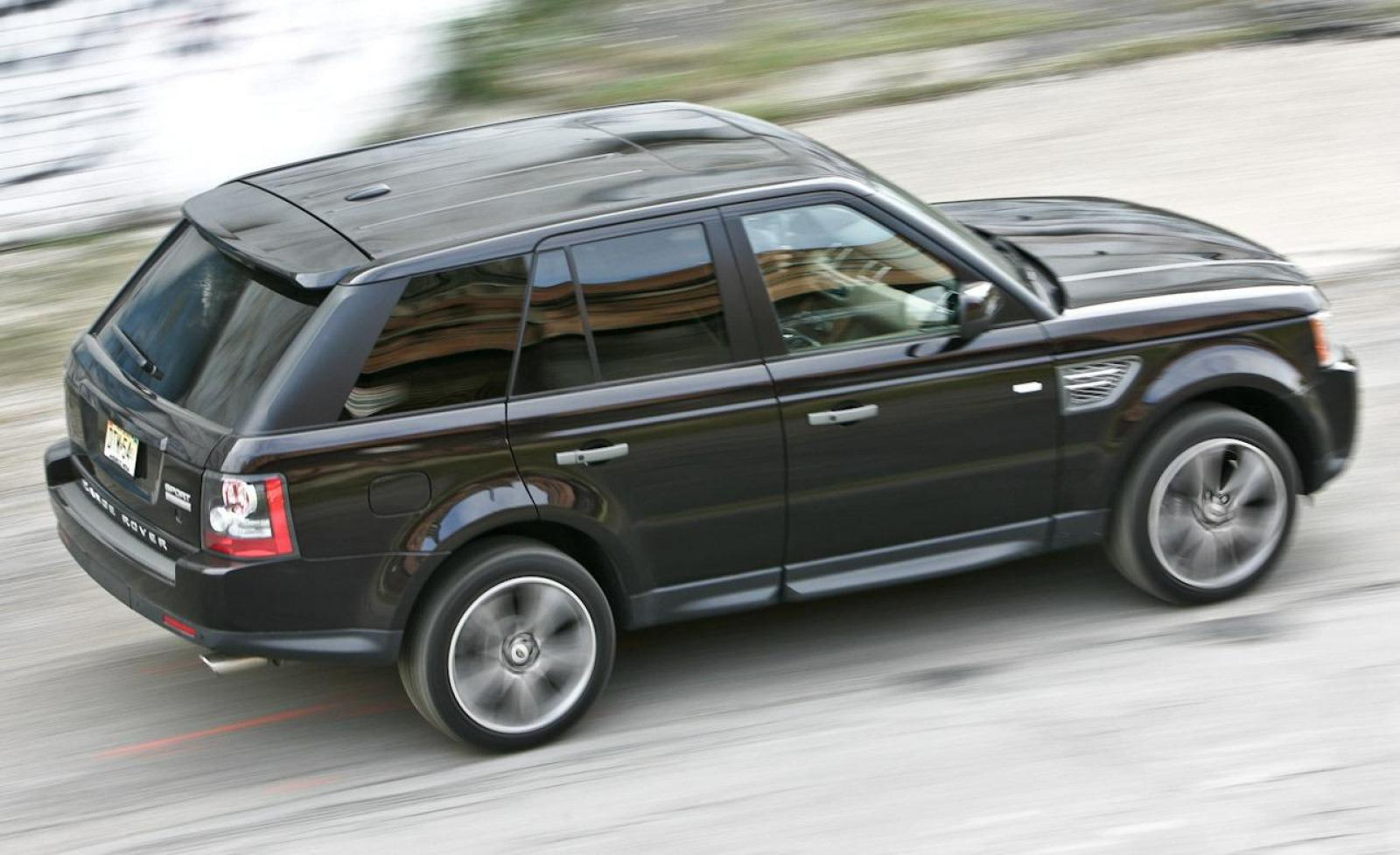 2011 land rover range rover sport information and photos. Black Bedroom Furniture Sets. Home Design Ideas