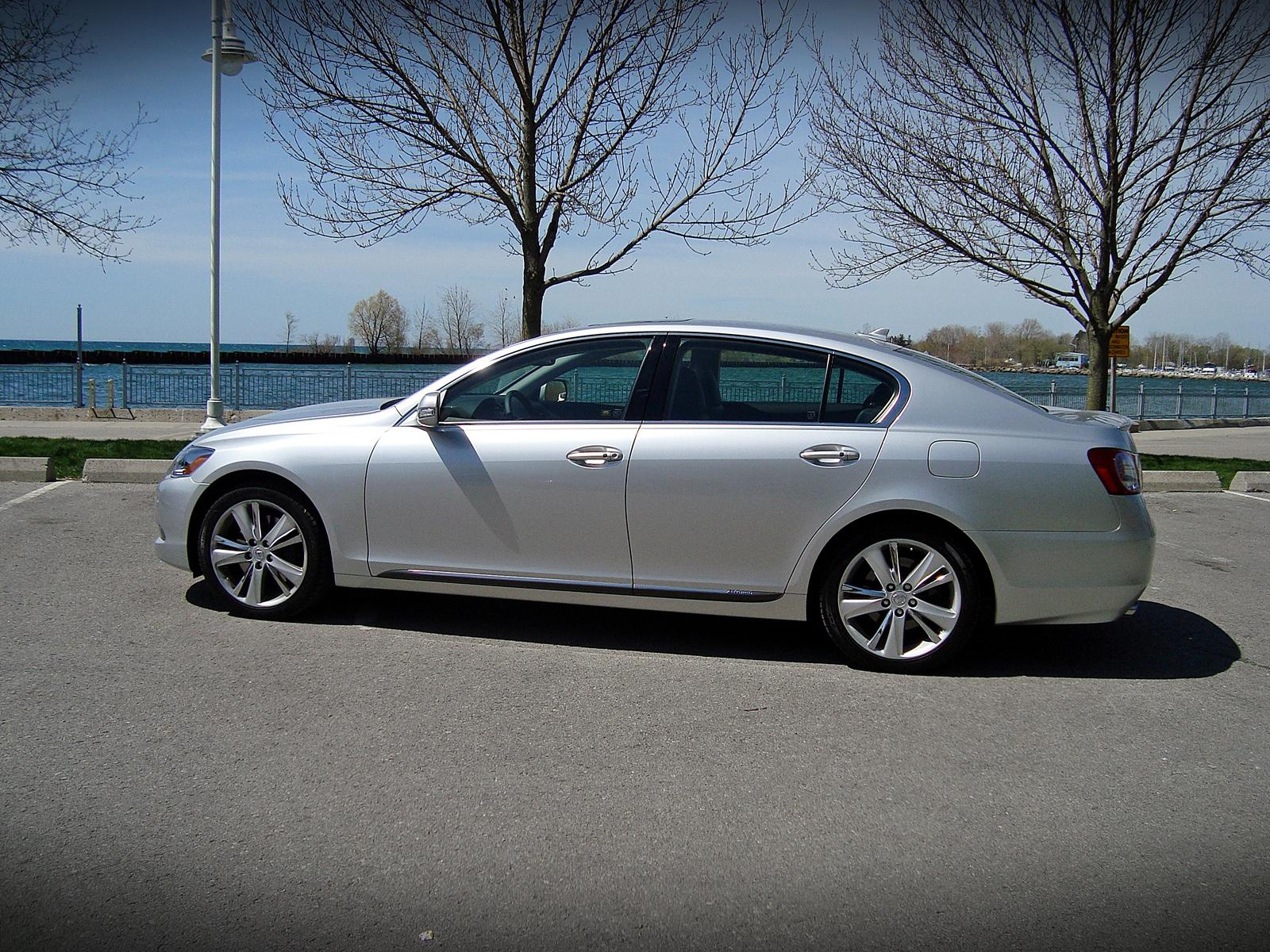 2011 lexus gs 450h information and photos zombiedrive. Black Bedroom Furniture Sets. Home Design Ideas