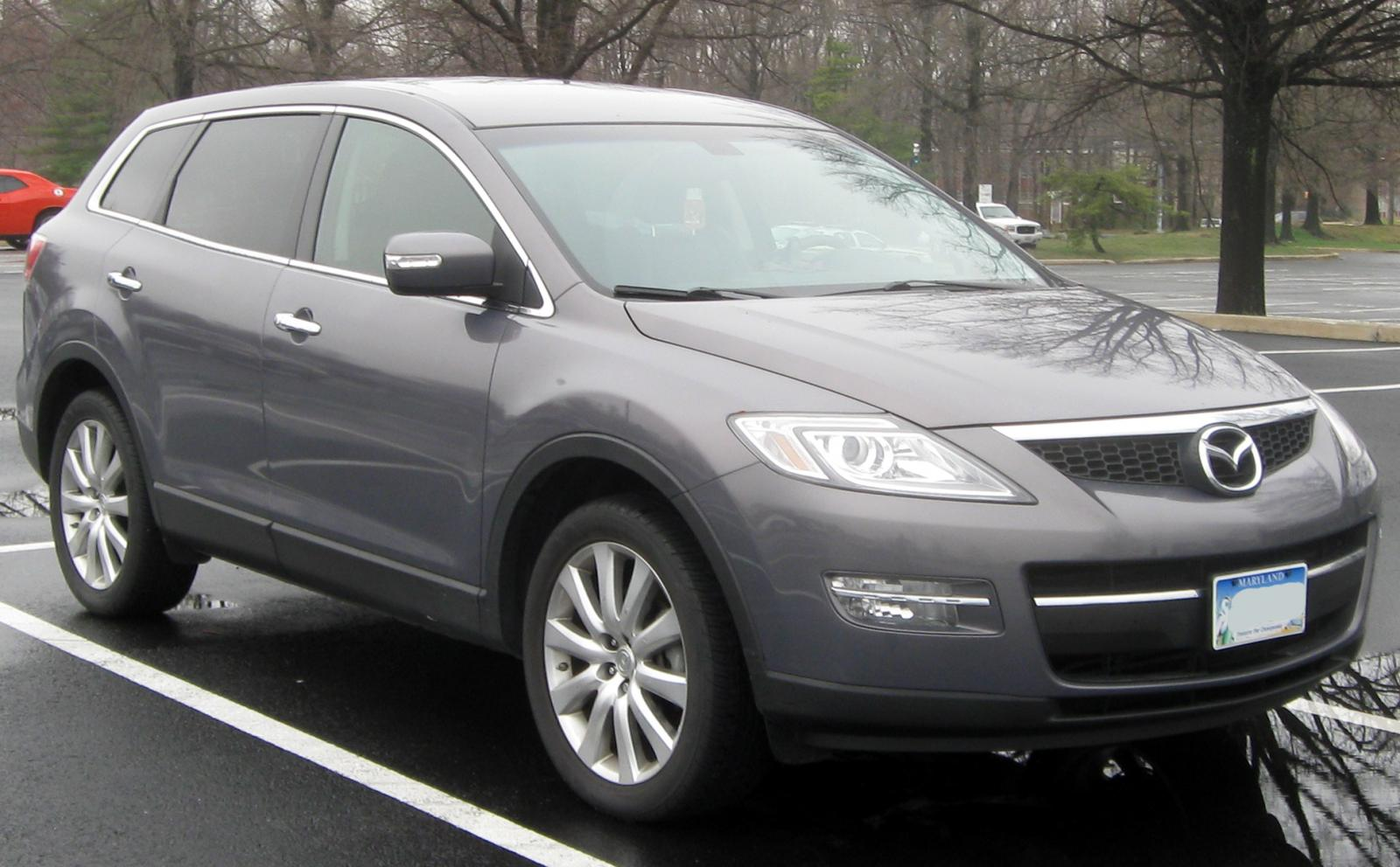2011 mazda cx 9 information and photos zombiedrive. Black Bedroom Furniture Sets. Home Design Ideas