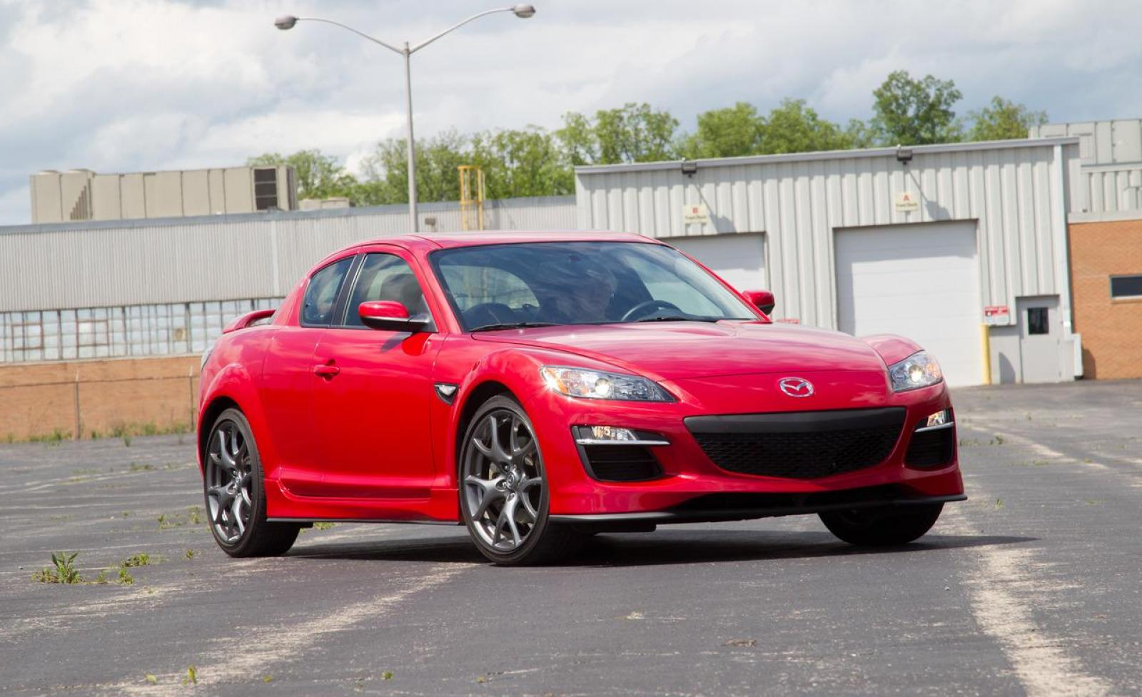 2011 mazda rx-8 - information and photos - zombiedrive