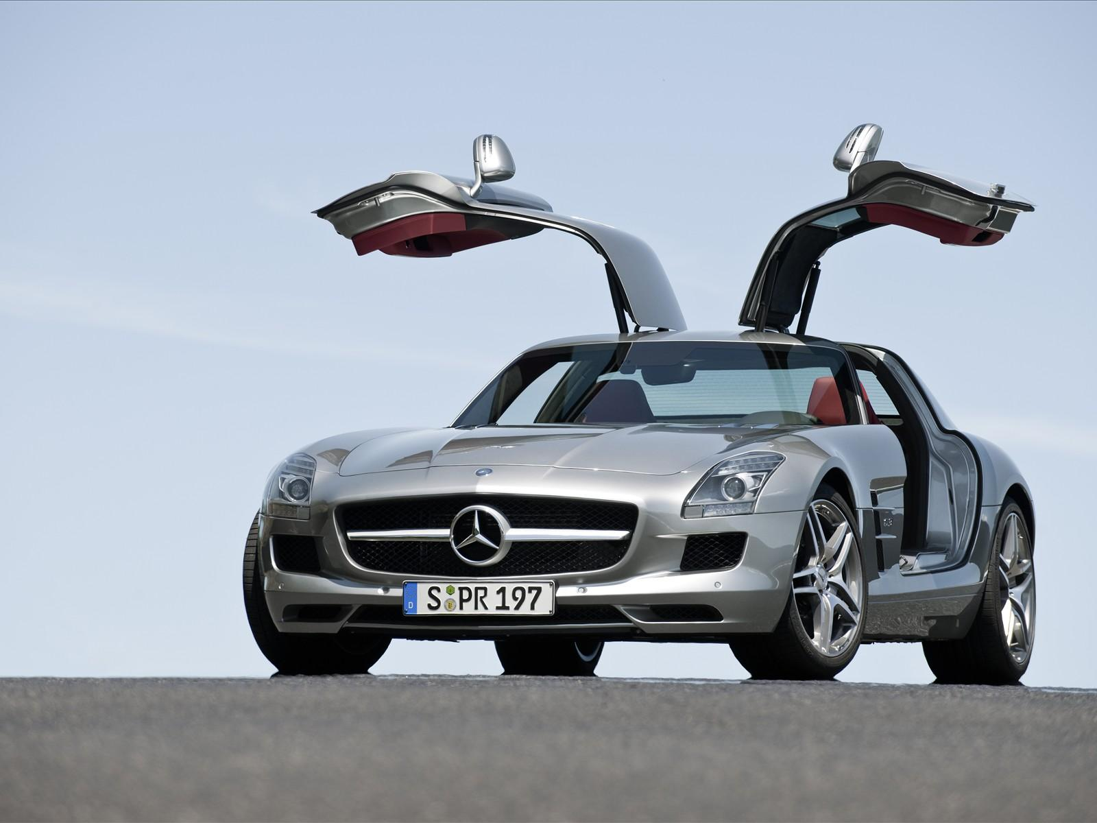 2011 Mercedes Benz Sls Amg Information And Photos