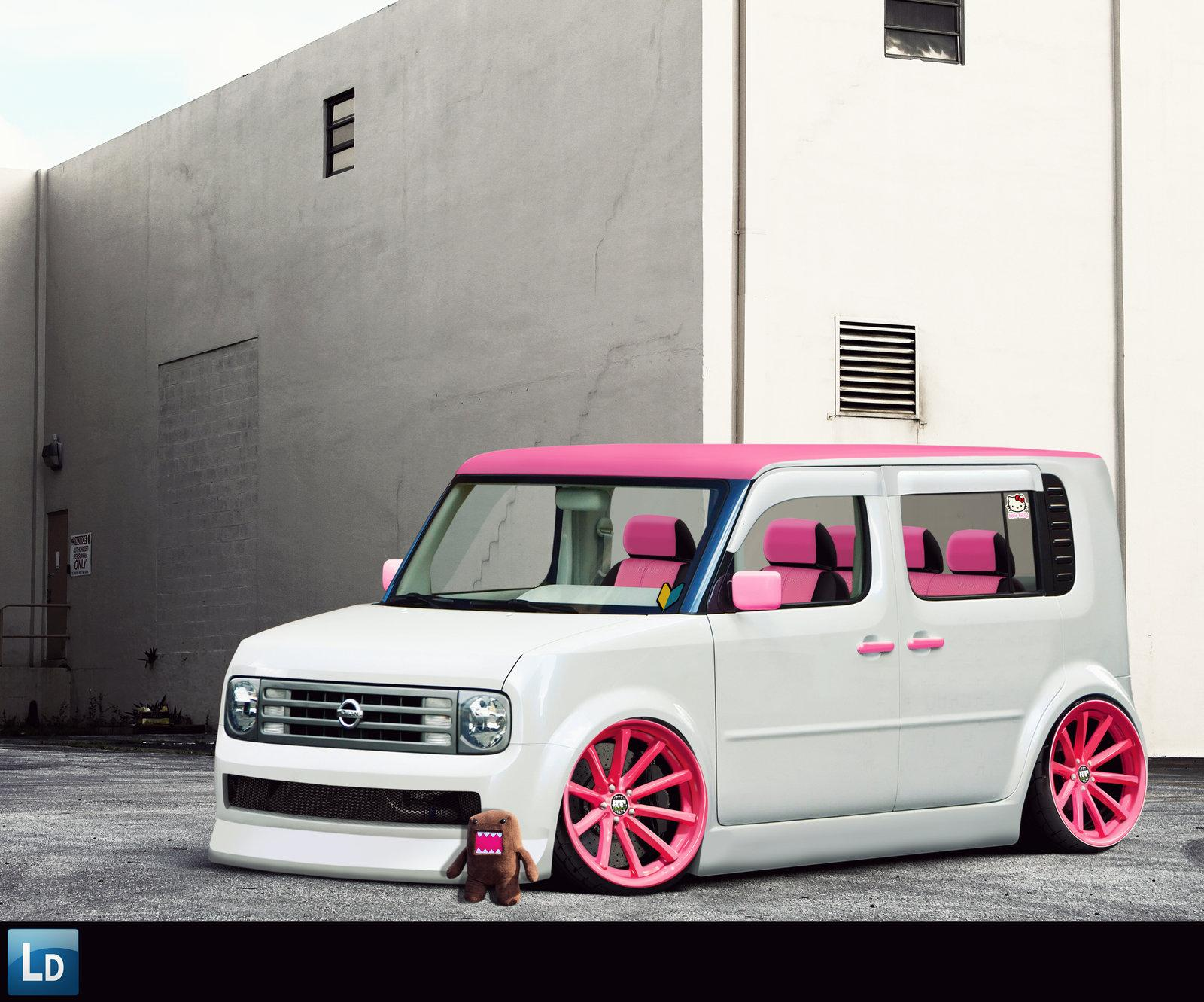 2011 nissan cube information and photos zombiedrive. Black Bedroom Furniture Sets. Home Design Ideas
