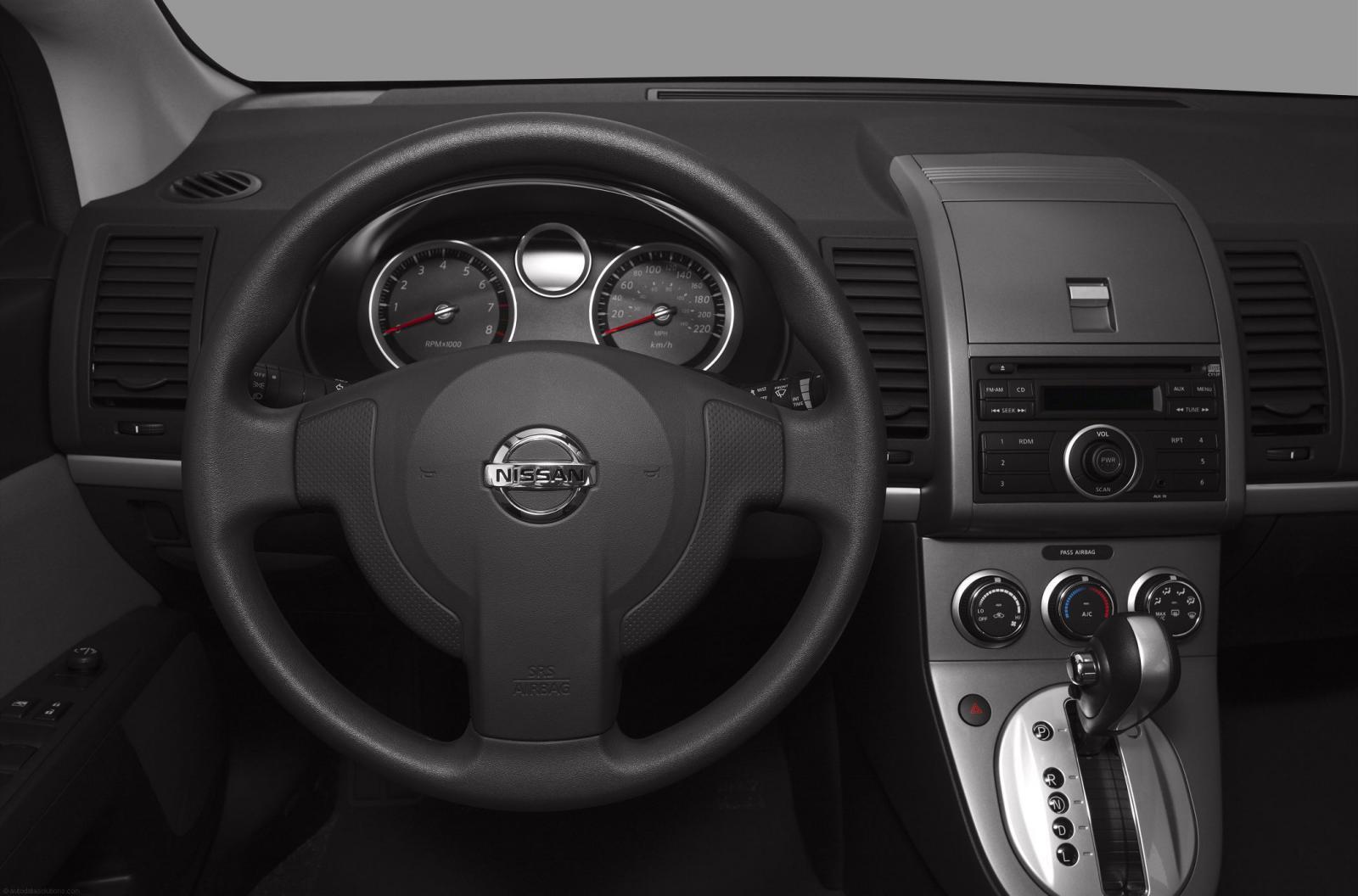 2011 Nissan Sentra - Information and photos - Zomb Drive