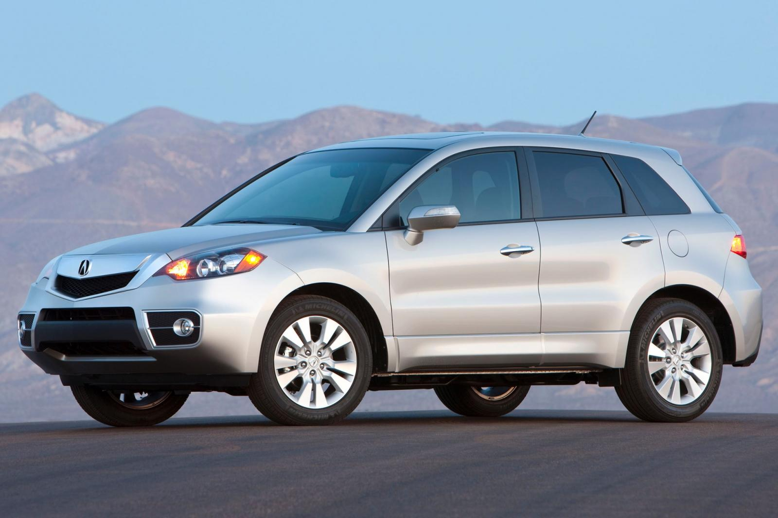 2011 acura rdx information and photos zombiedrive. Black Bedroom Furniture Sets. Home Design Ideas