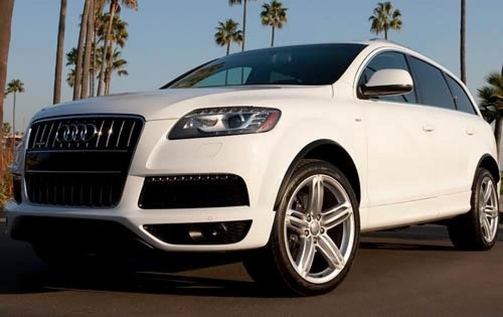 2011 Audi Q7 - Information and photos - ZombieDrive