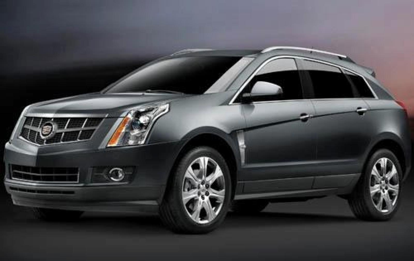 2011 cadillac srx information and photos zombiedrive. Black Bedroom Furniture Sets. Home Design Ideas