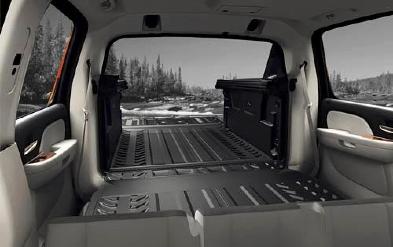 Chevrolet Avalanche Exterior    Origin