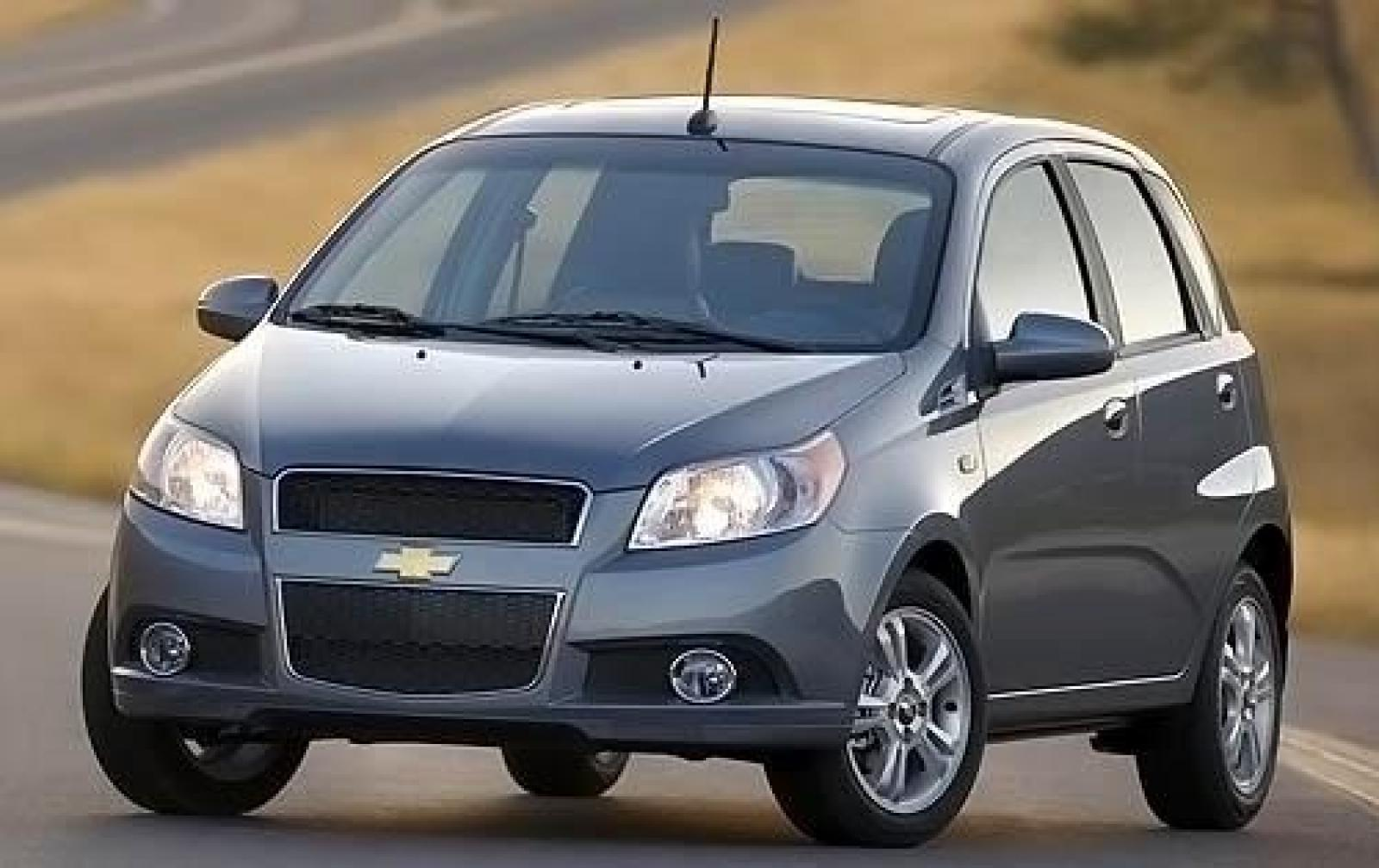 2011 chevrolet aveo information and photos zombiedrive. Black Bedroom Furniture Sets. Home Design Ideas