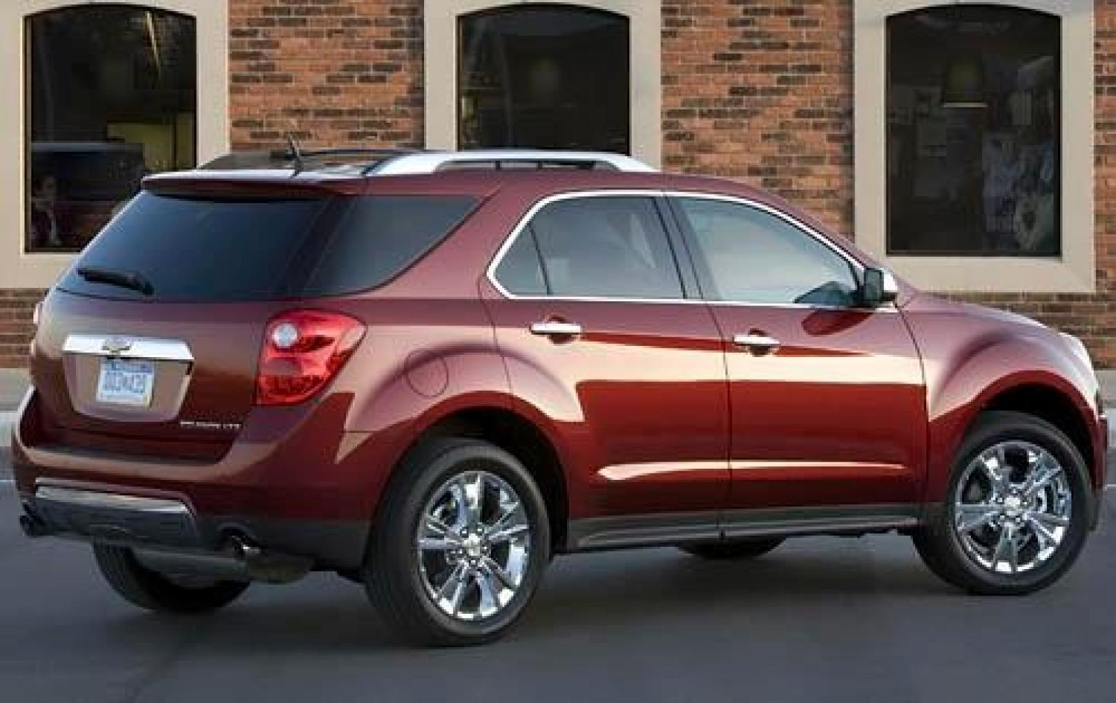 2011 Chevrolet Equinox - Information And Photos