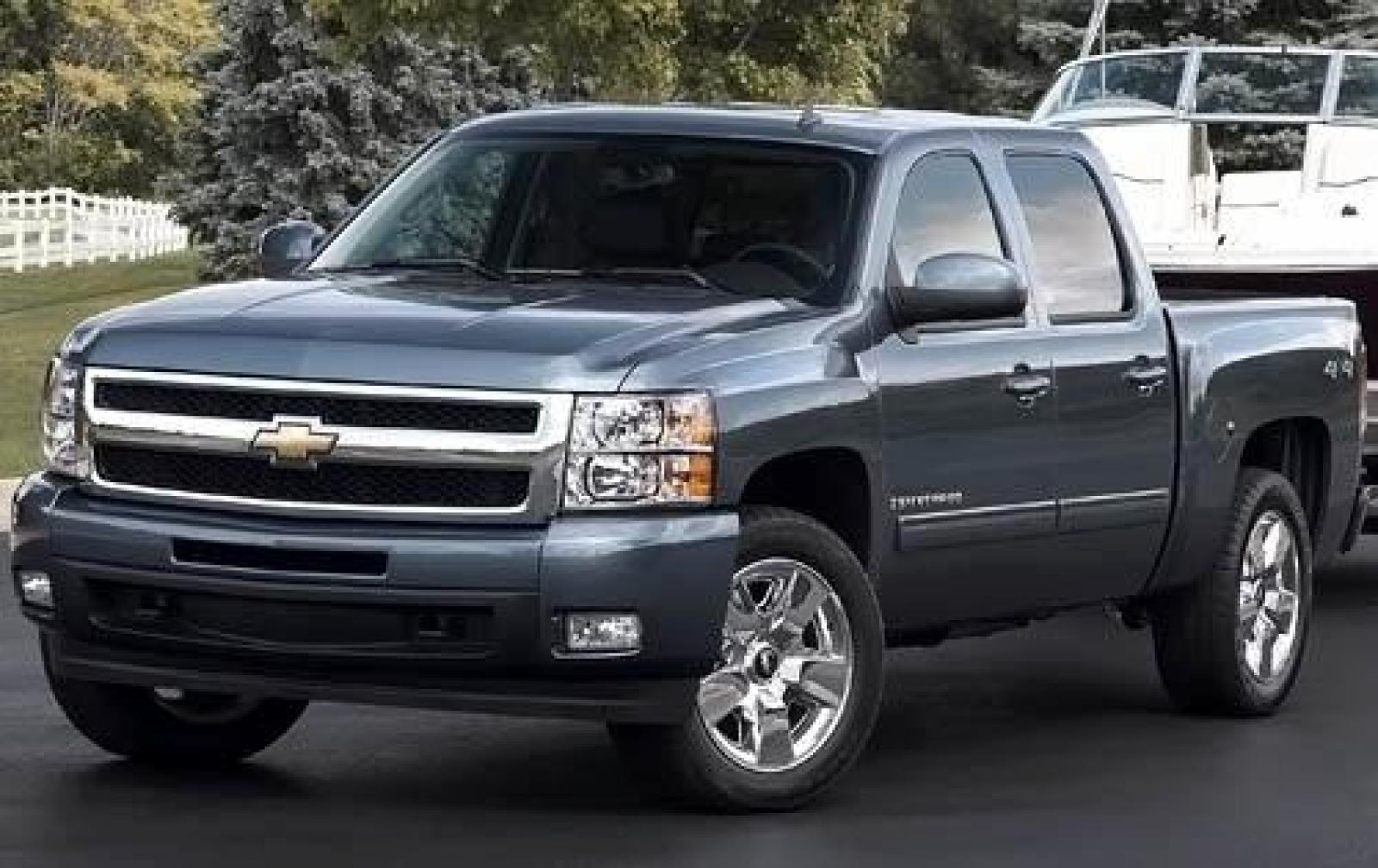 2011 chevrolet silverado 1500 information and photos zombiedrive. Black Bedroom Furniture Sets. Home Design Ideas