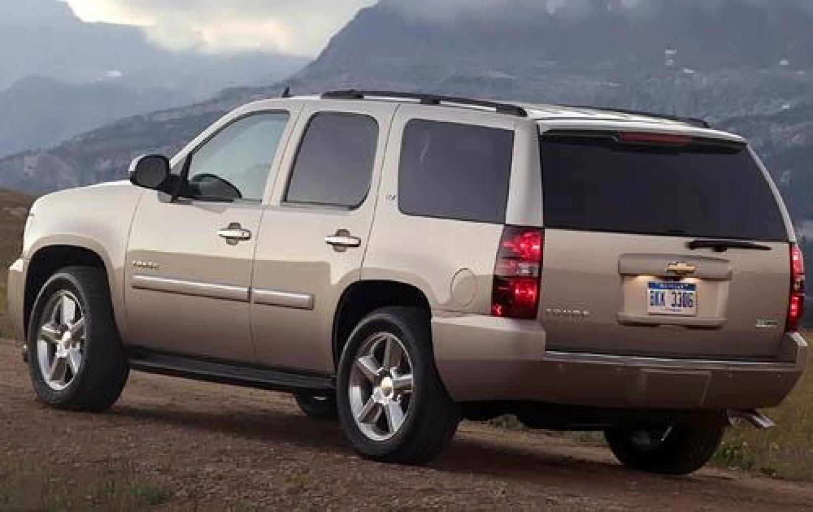 2011 chevrolet tahoe information and photos zombiedrive. Black Bedroom Furniture Sets. Home Design Ideas