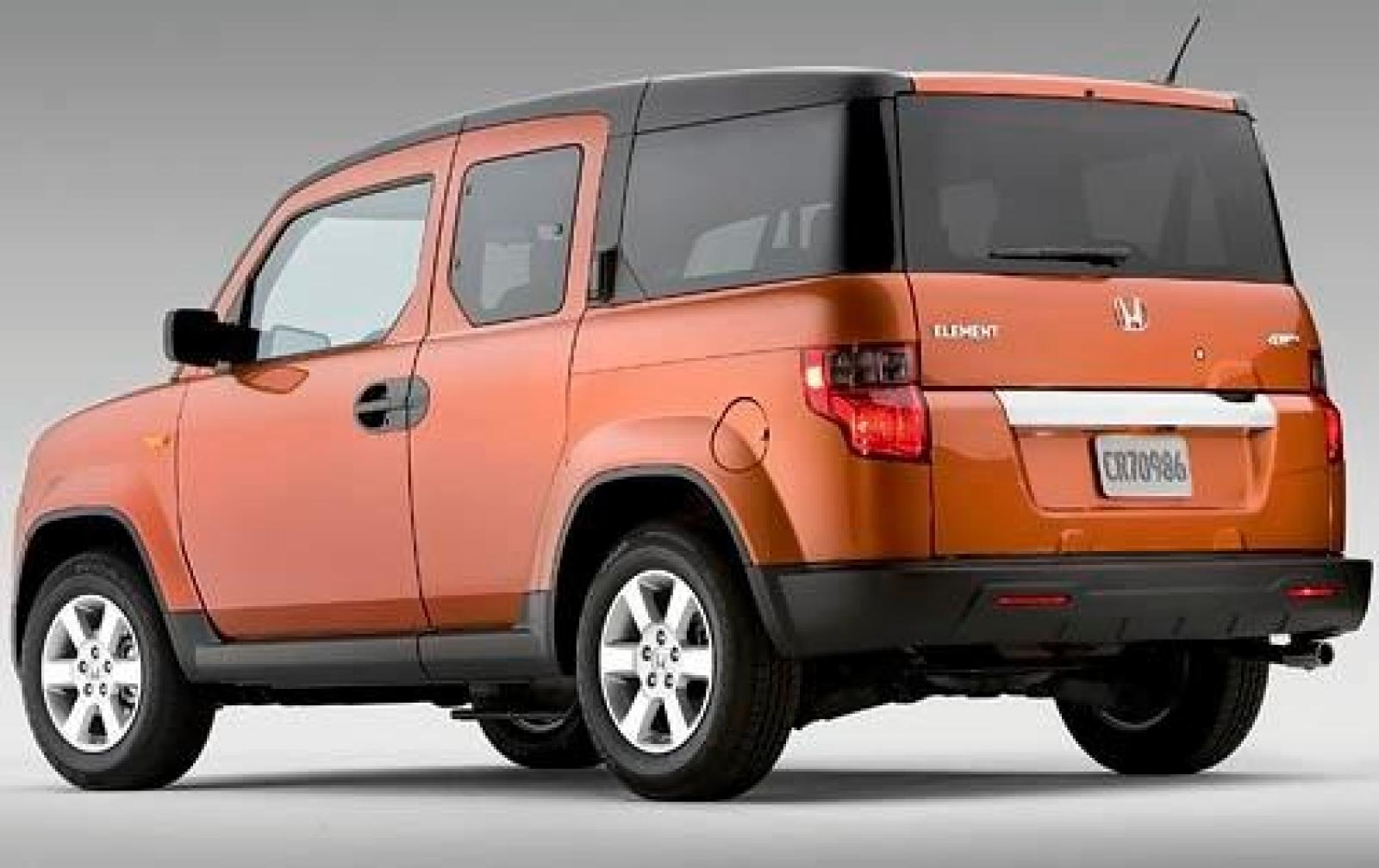2011 Honda Element Information And Photos Zombiedrive