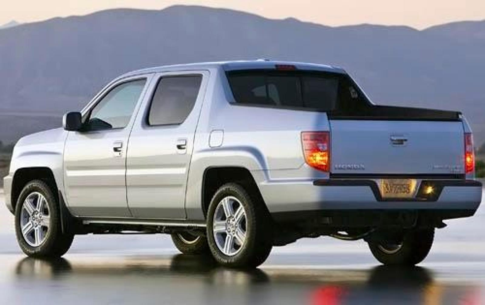 2011 honda ridgeline information and photos zombiedrive. Black Bedroom Furniture Sets. Home Design Ideas