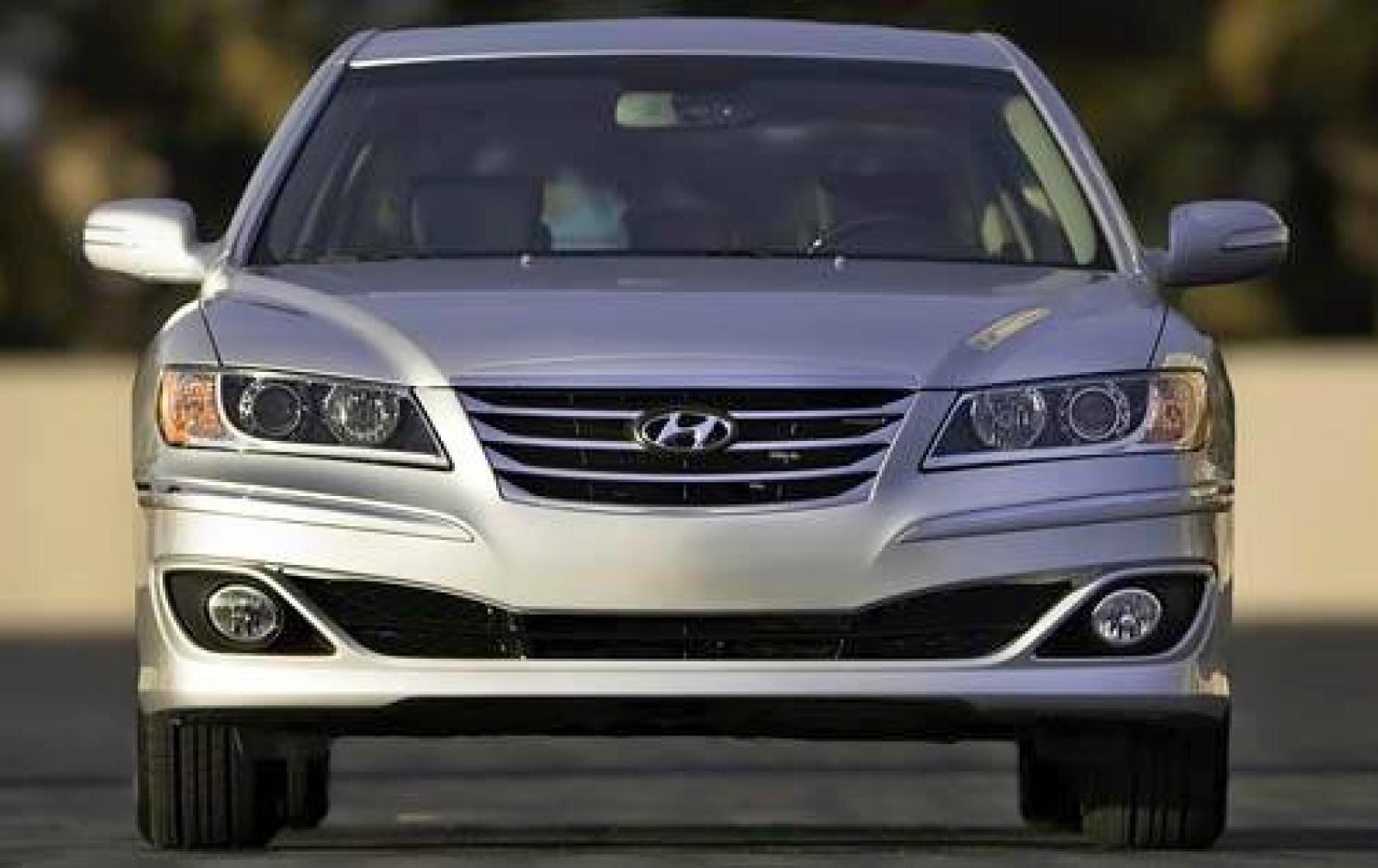 2011 Hyundai Azera Information And Photos Zombiedrive