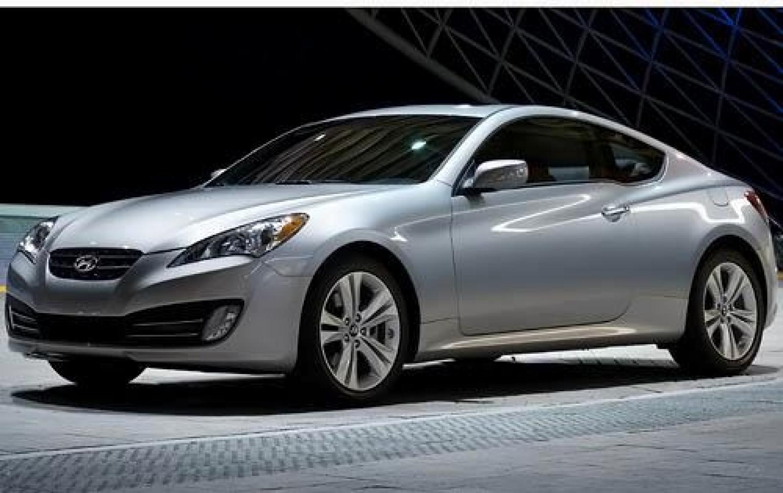 2011 hyundai genesis coupe information and photos. Black Bedroom Furniture Sets. Home Design Ideas