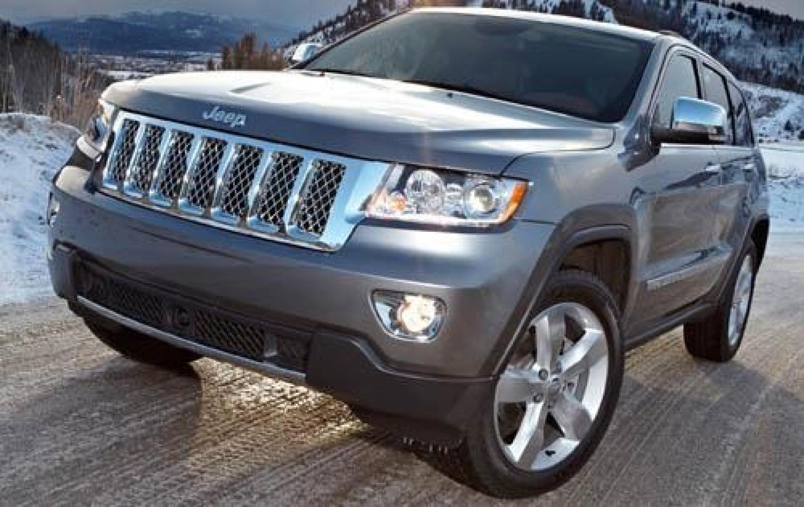 2011 jeep grand cherokee information and photos zombiedrive. Black Bedroom Furniture Sets. Home Design Ideas