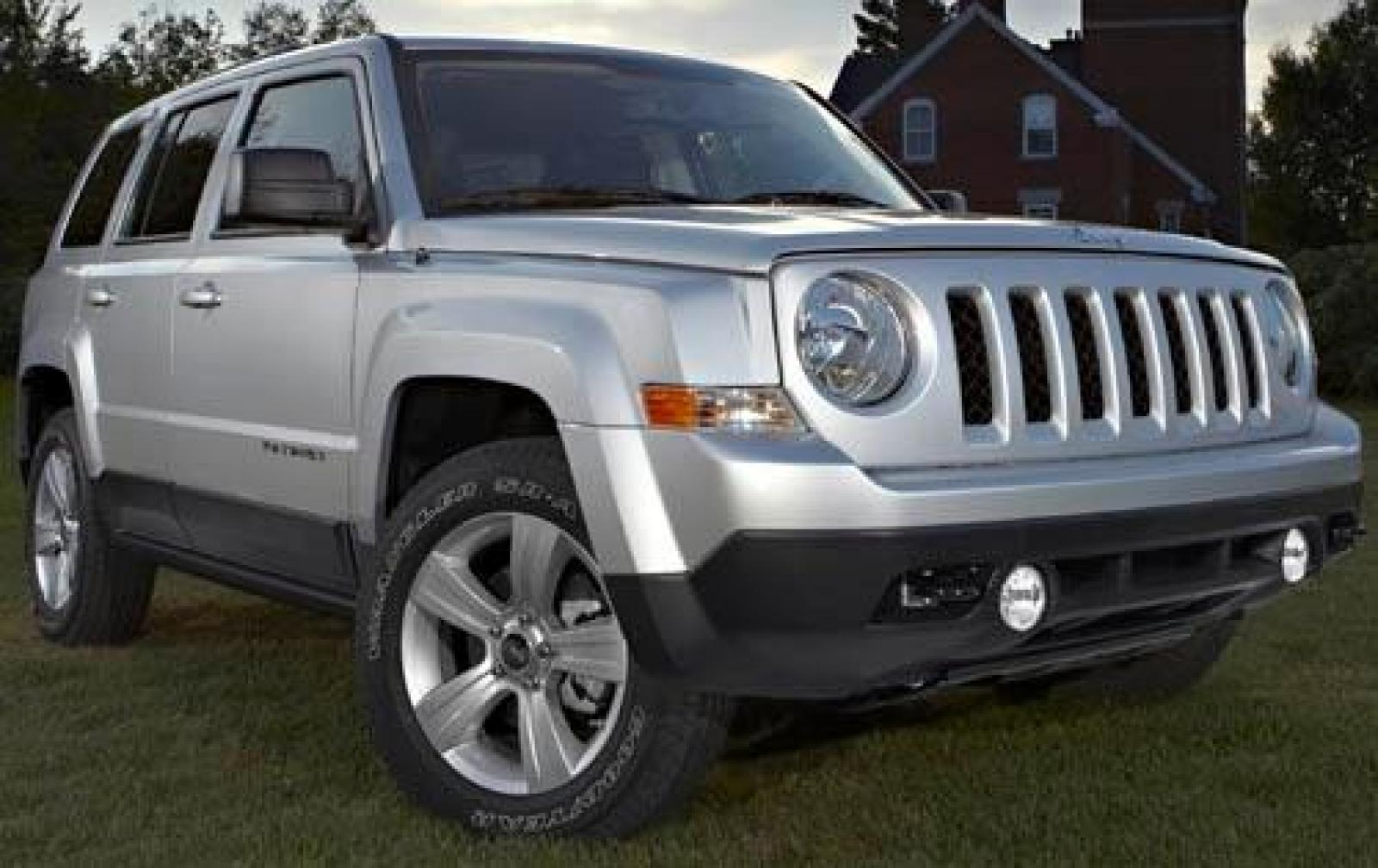 2011 Jeep Patriot #1 800 1024 1280 1600 Origin